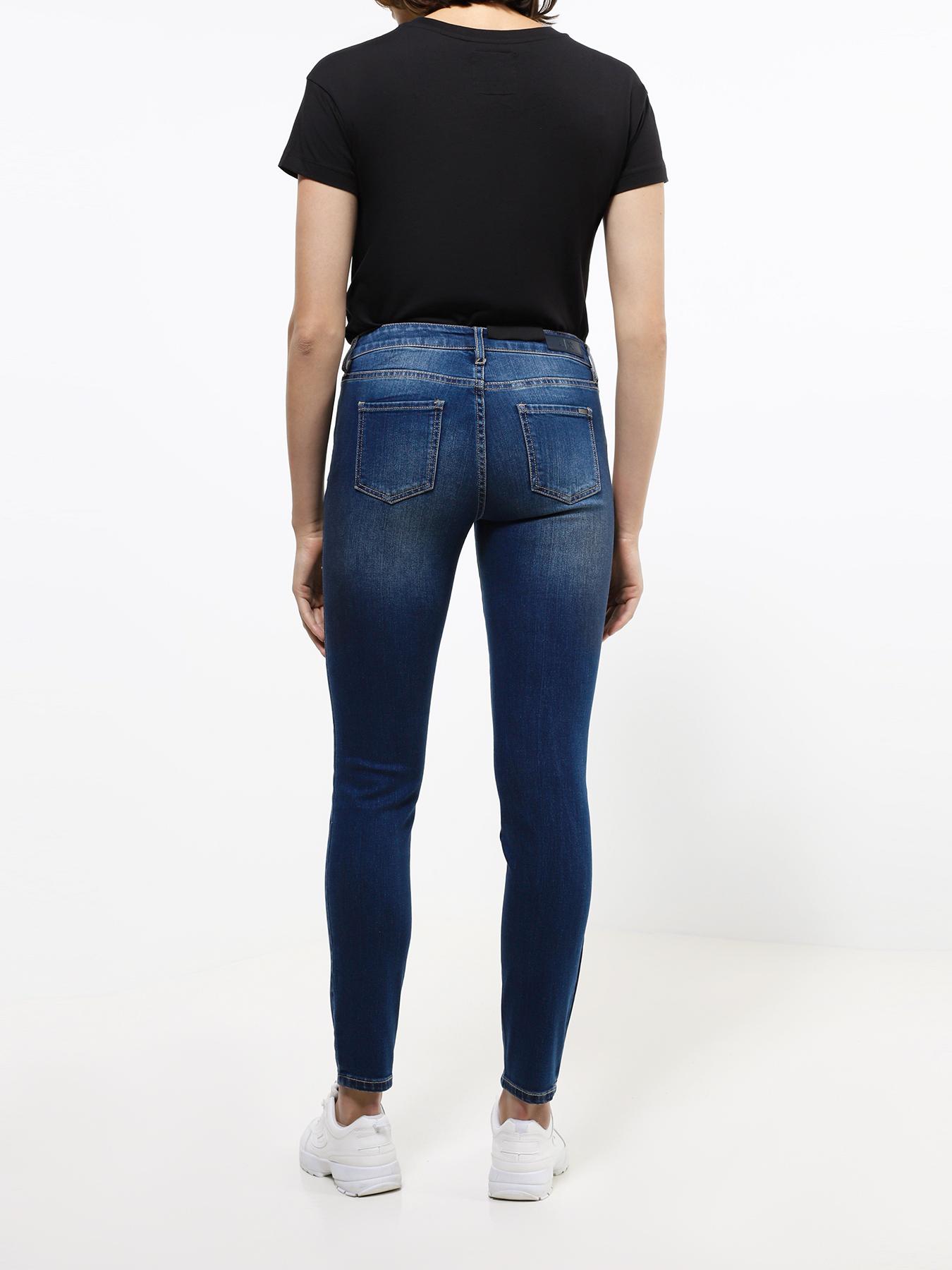 Armani Exchange Зауженные джинсы J01 фото