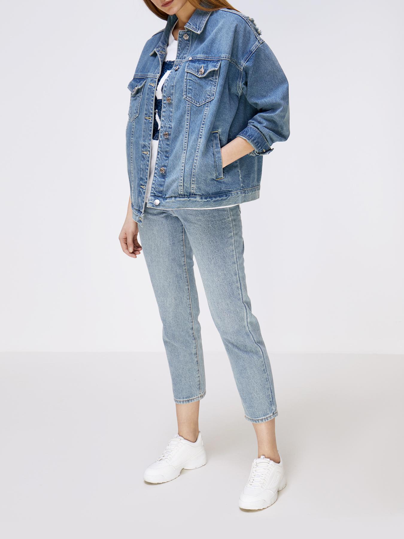 Куртка Armani Exchange Джинсовая куртка куртка