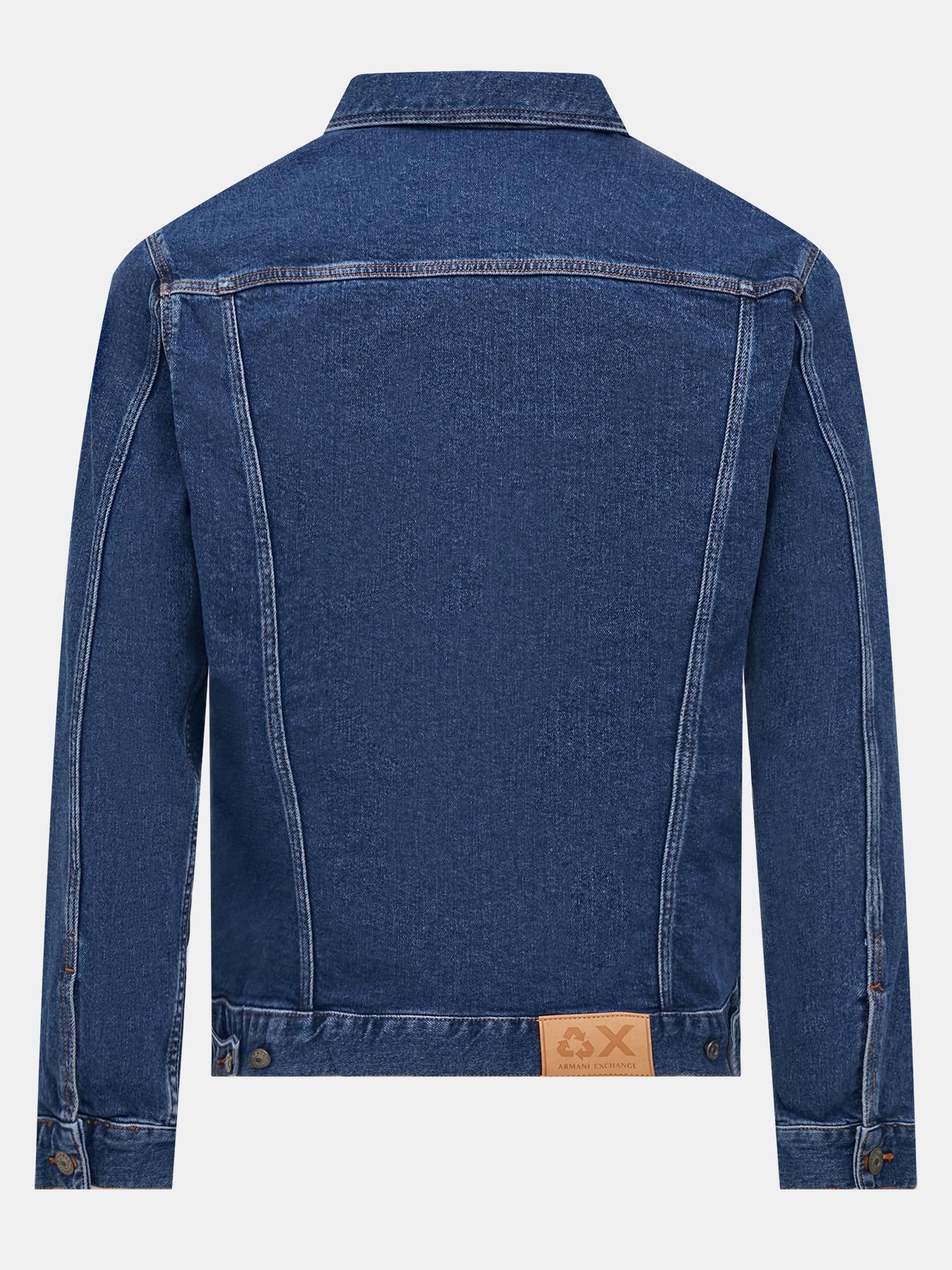 Куртка Armani Exchange Джинсовая куртка
