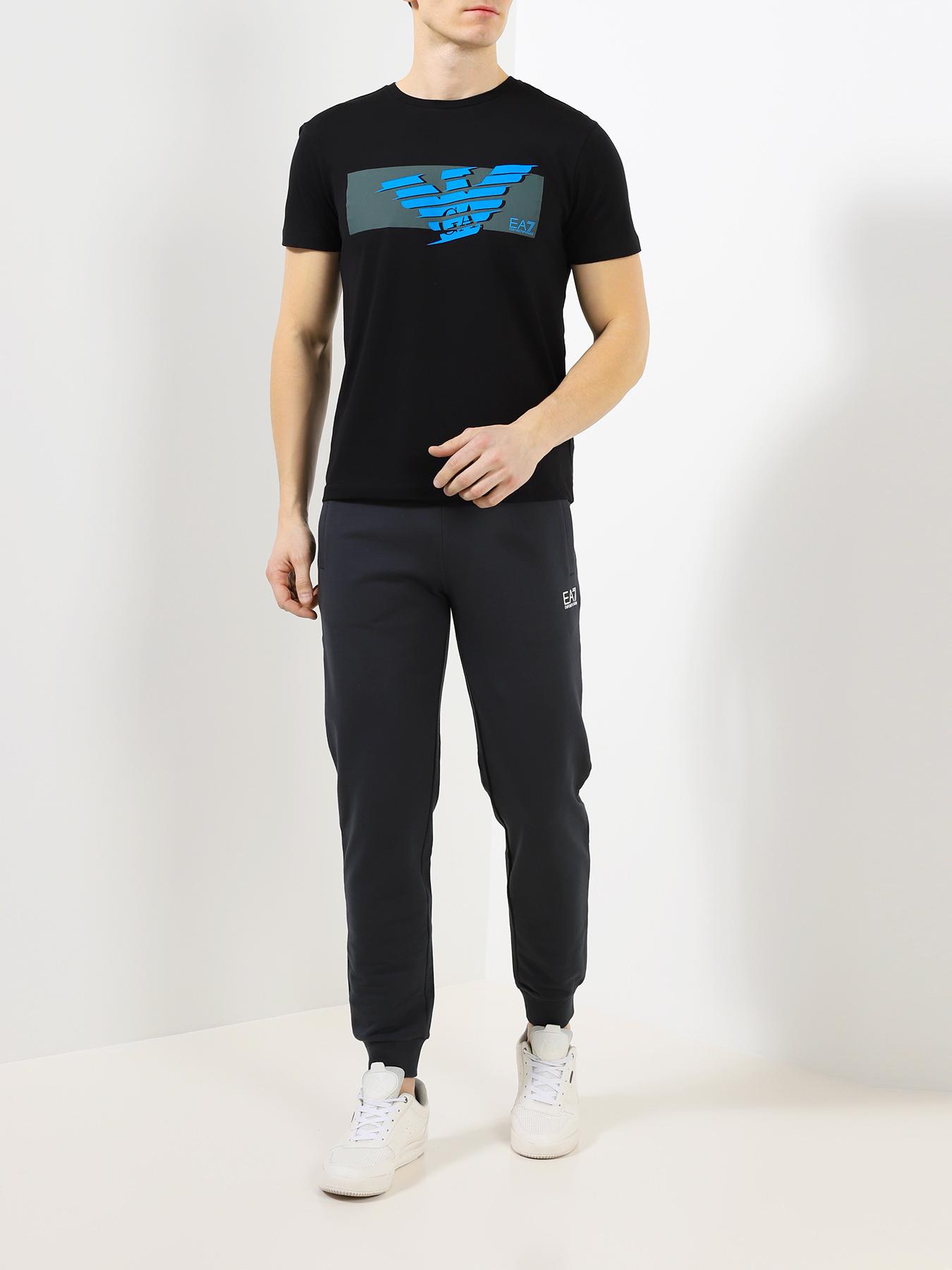 Брюки EA7 Emporio Armani Спортивные брюки брюки спортивные ea7 ea7 ea002ewzuh10