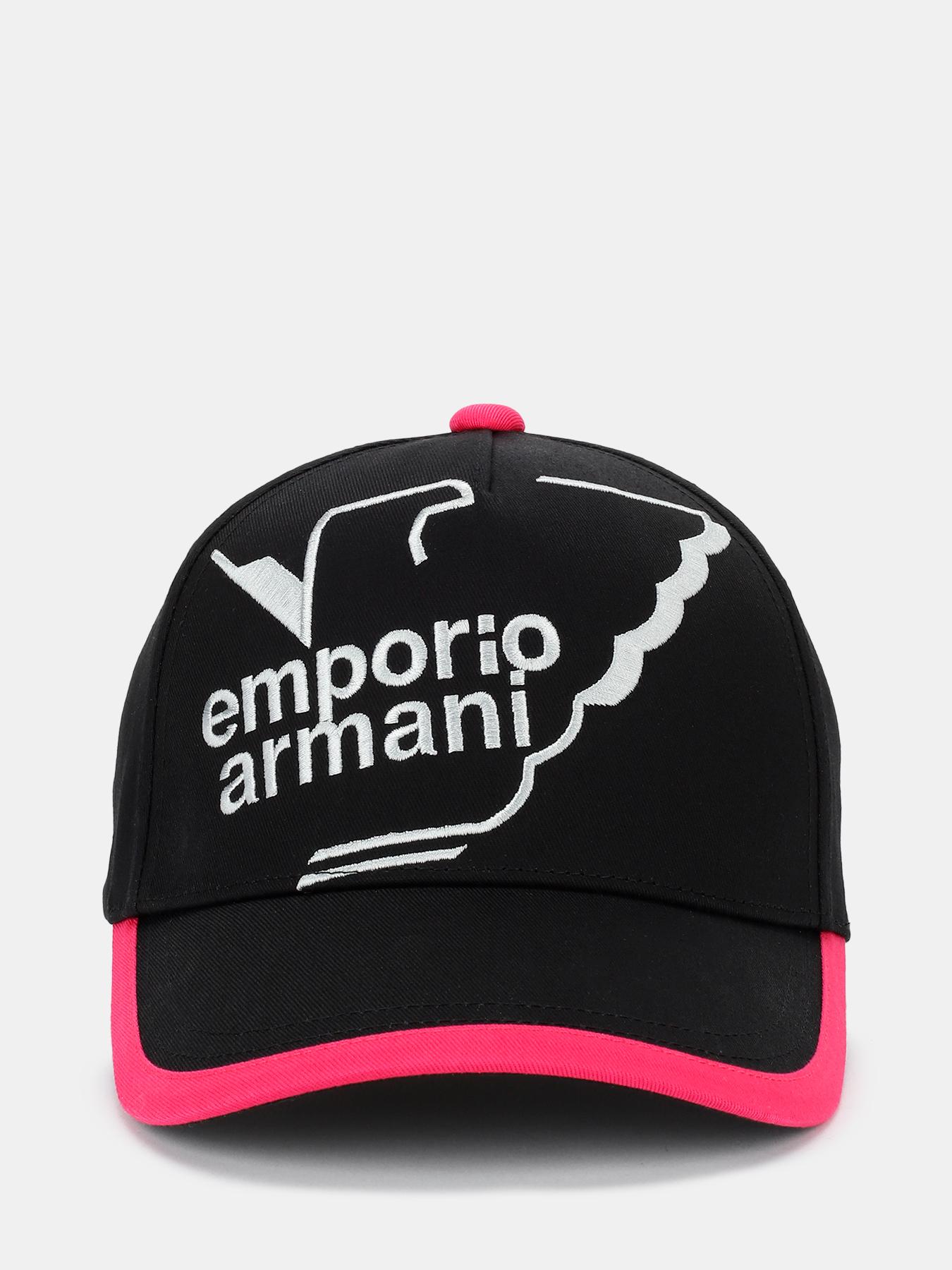 Бейсболка Emporio Armani Бейсболка