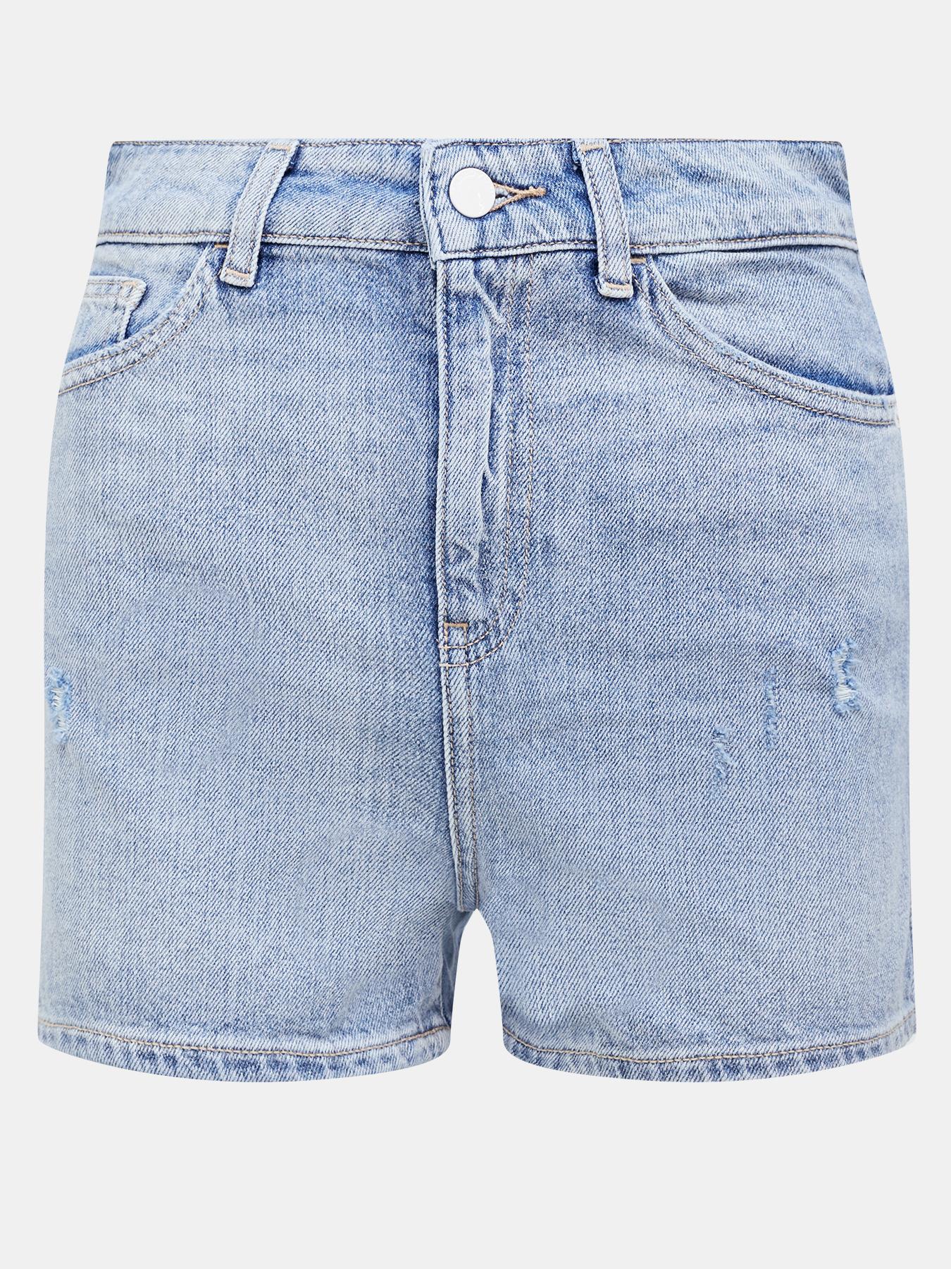 Фото - Шорты Emporio Armani Джинсовые шорты please джинсовые шорты