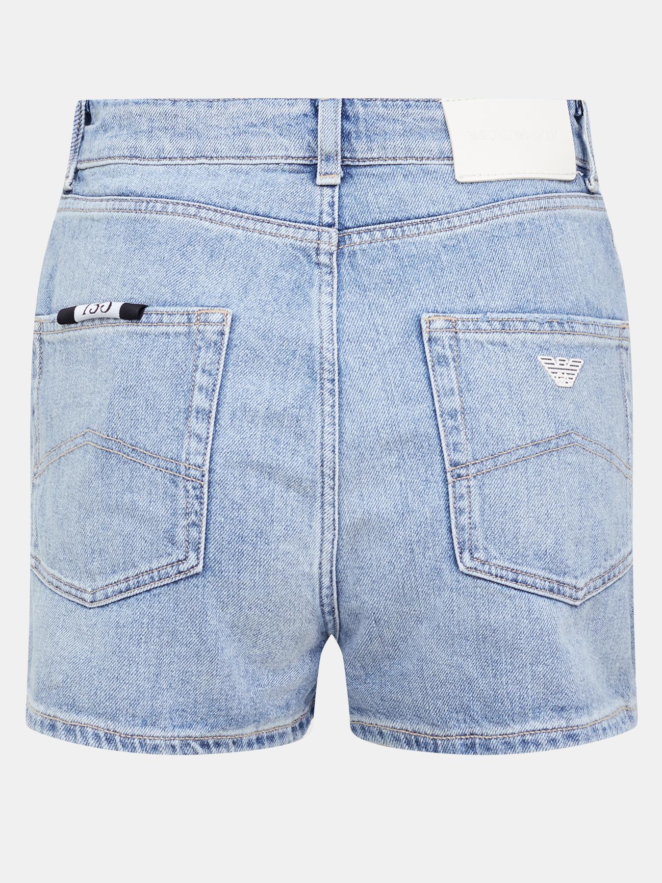 Шорты Emporio Armani Джинсовые шорты co te джинсовые шорты