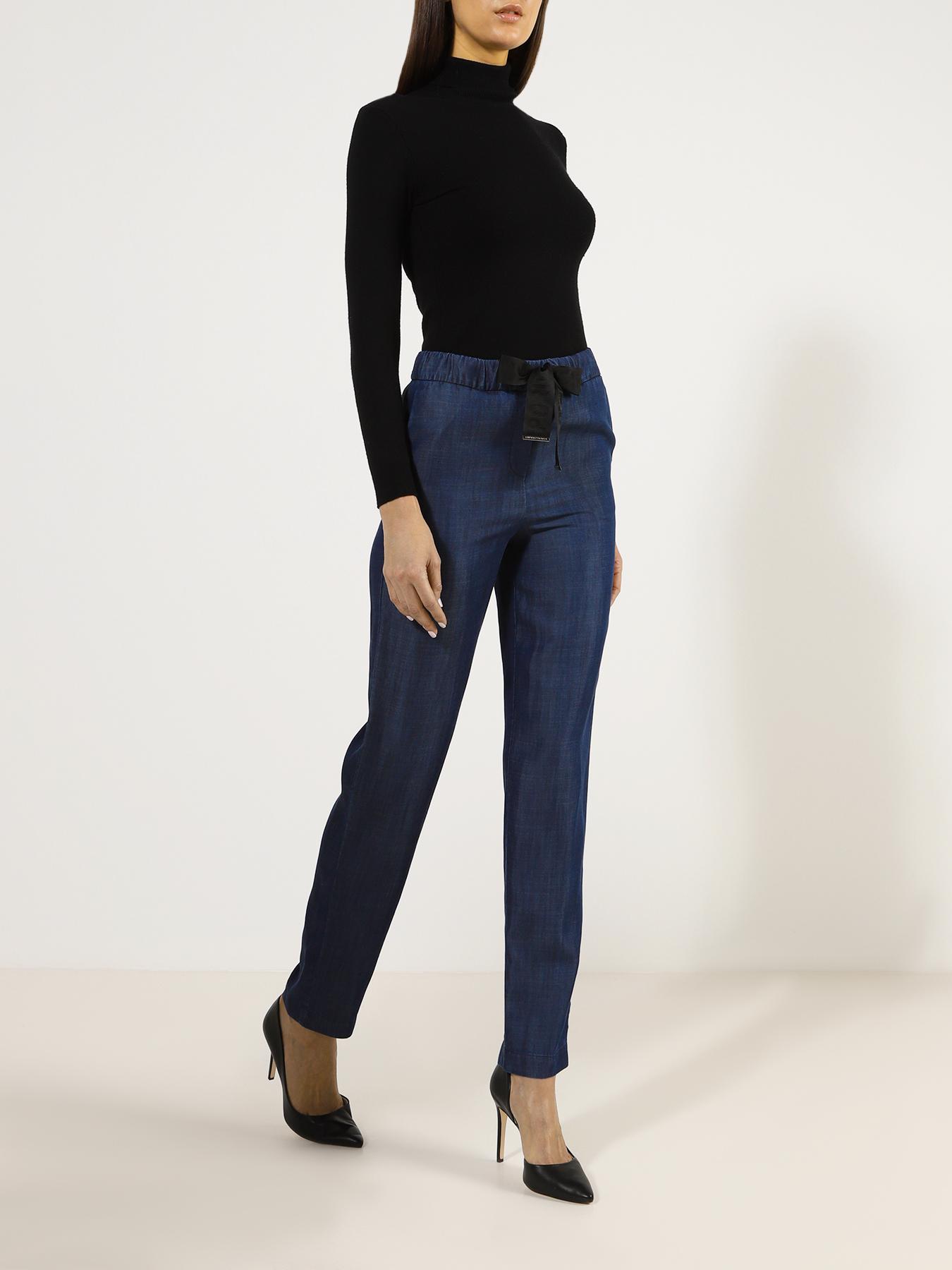 Брюки Emporio Armani Джинсовые брюки