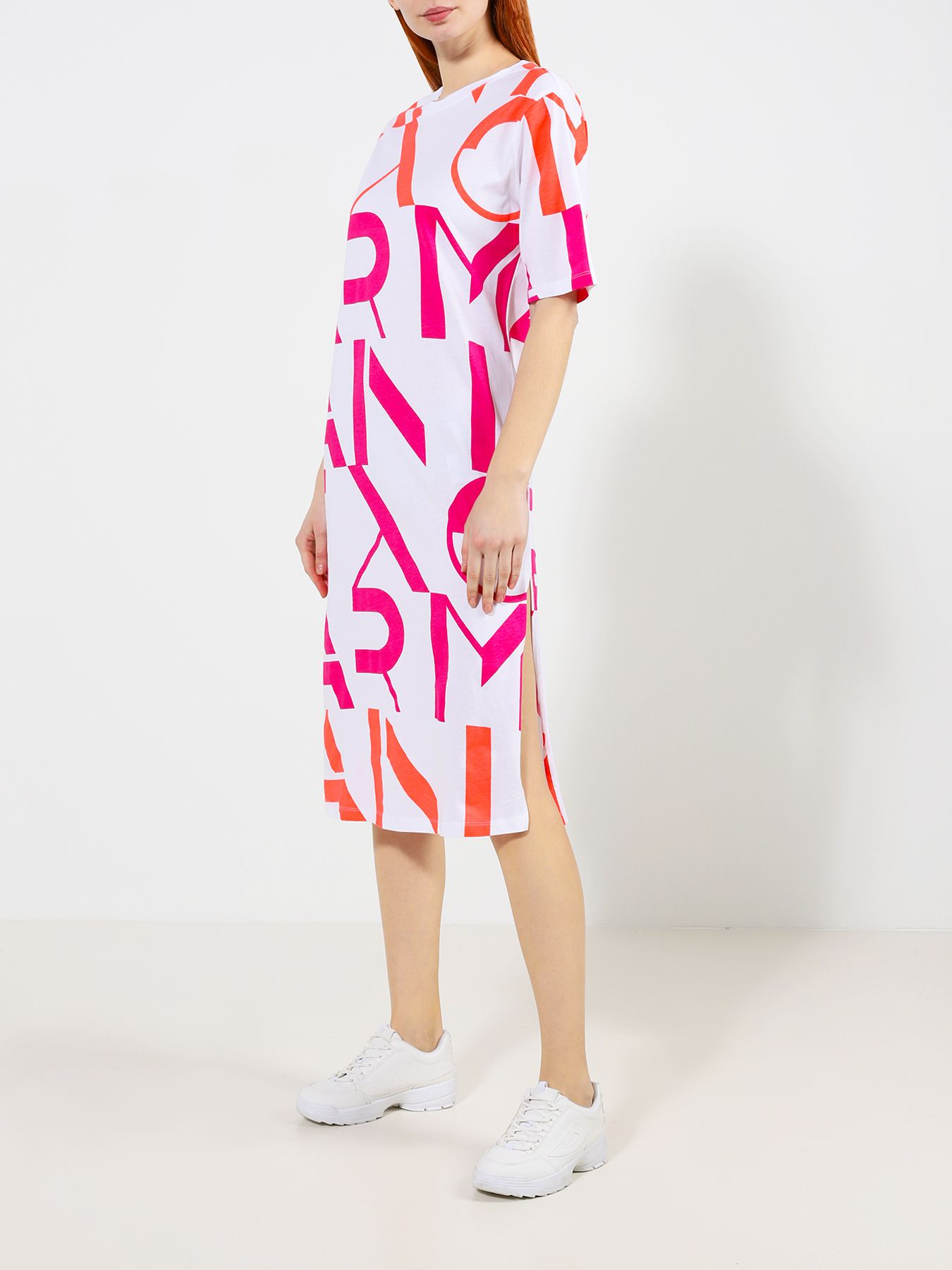 Платье Armani Exchange Платье платье berjer