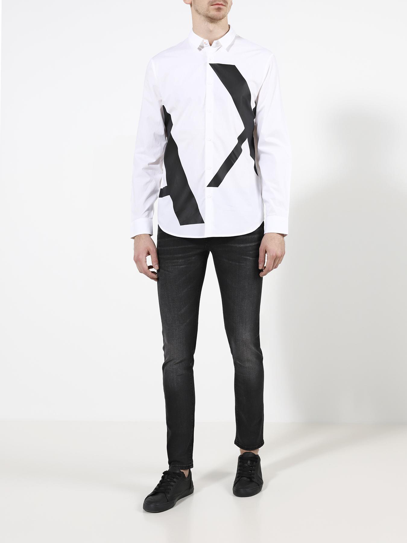 Рубашка Armani Exchange Рубашка