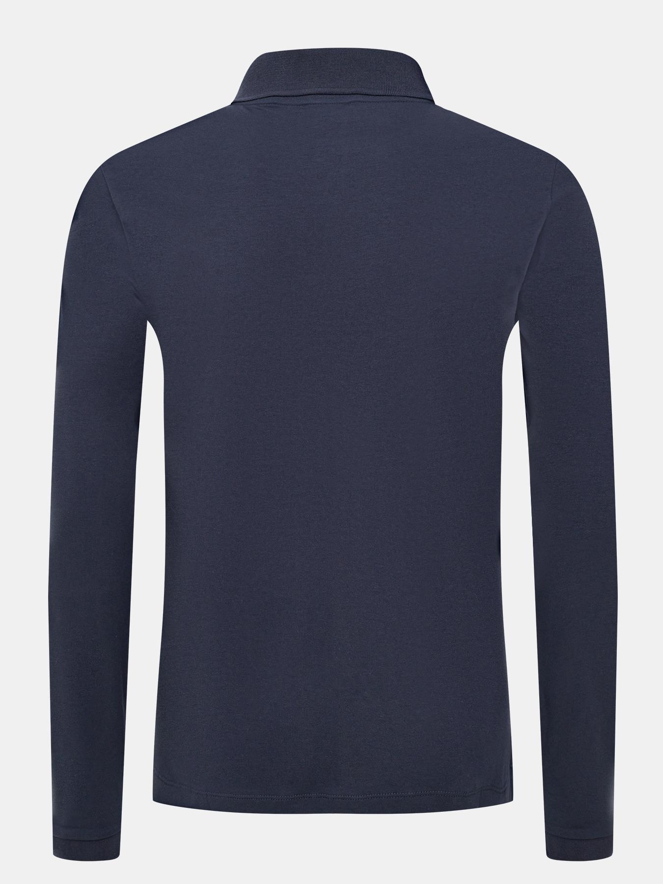 Рубашка поло EA7 Emporio Armani Поло с длинным рукавом