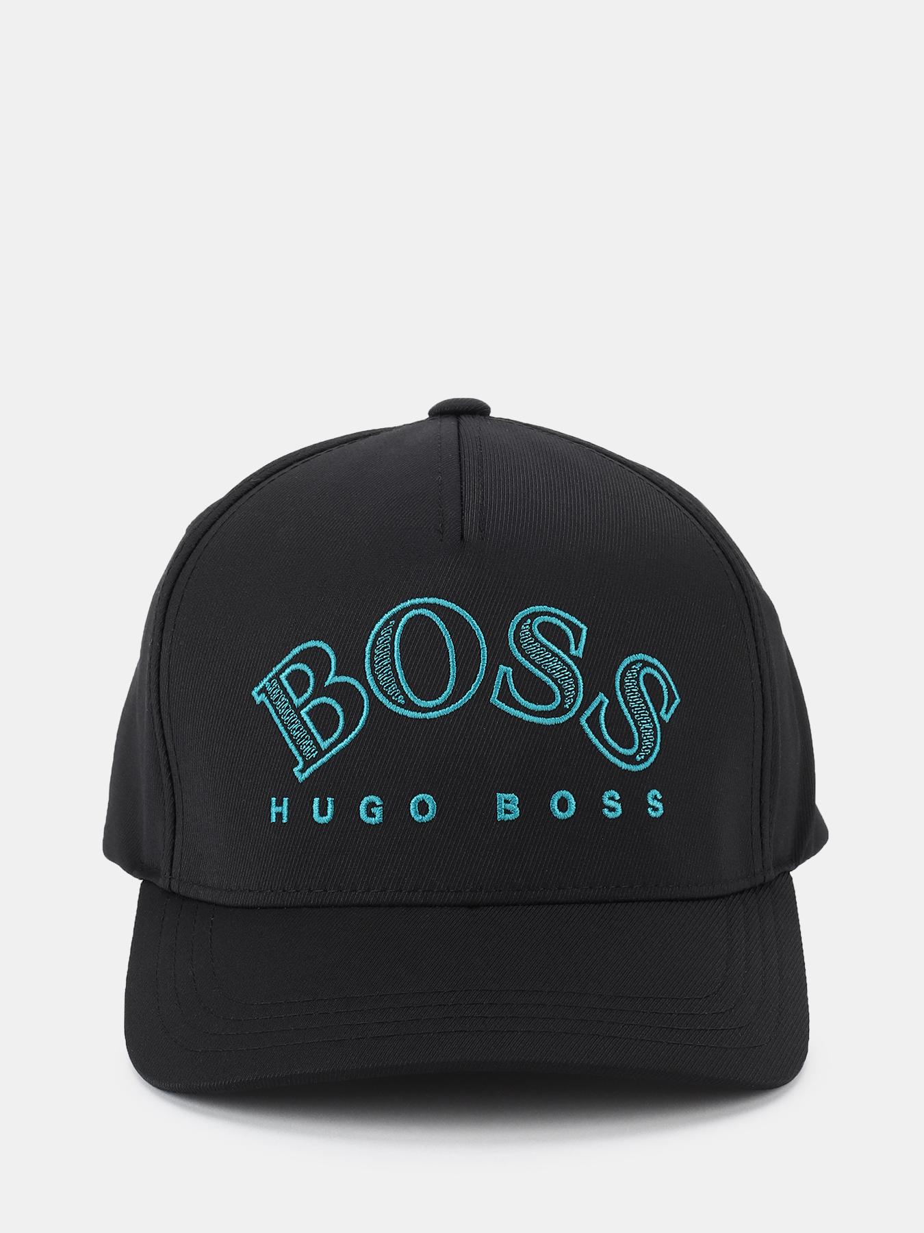 Бейсболка BOSS Бейсболка с вышивкой Cap Curved