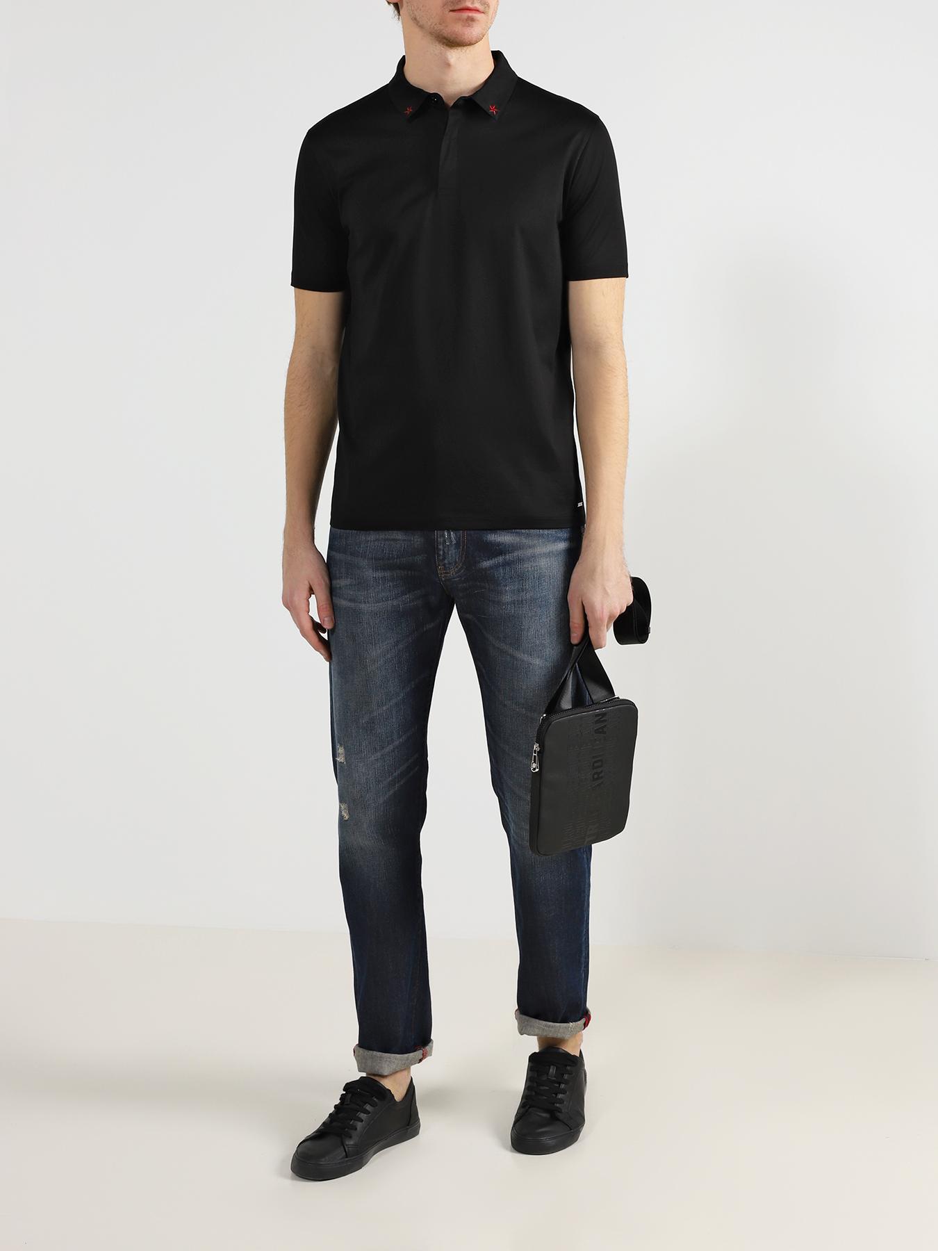 Фото - Сумка Trussardi Jeans Мужская сумка сумка