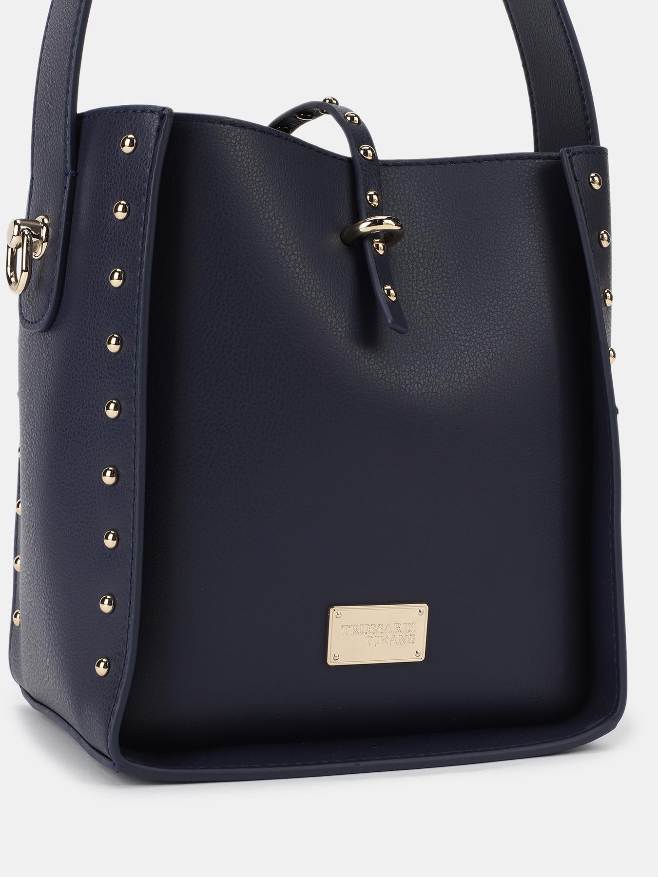 Trussardi Jeans Женская сумка 2 в 1 365205-185 Фото 4