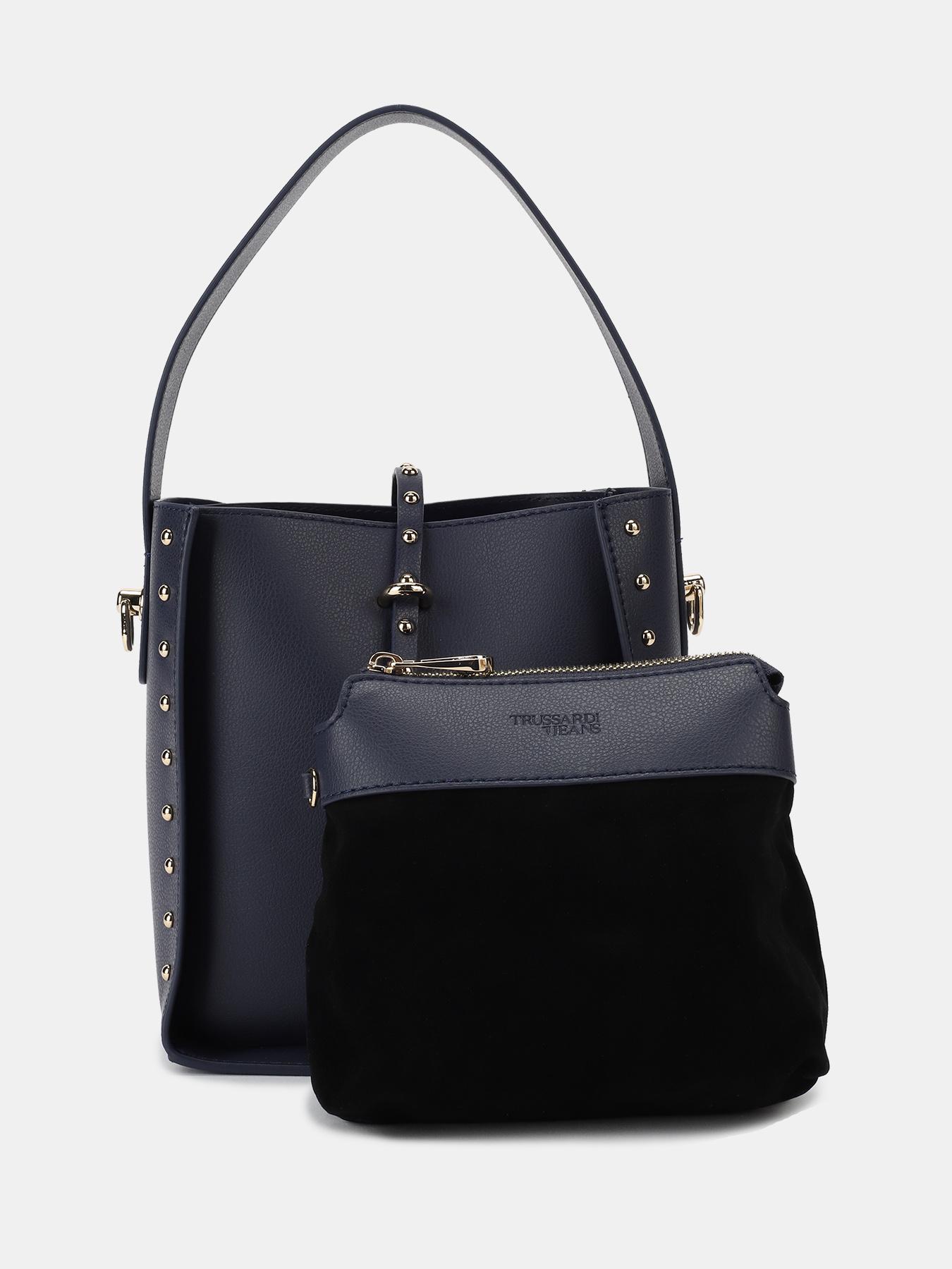 Trussardi Jeans Женская сумка 2 в 1 365205-185 Фото 5