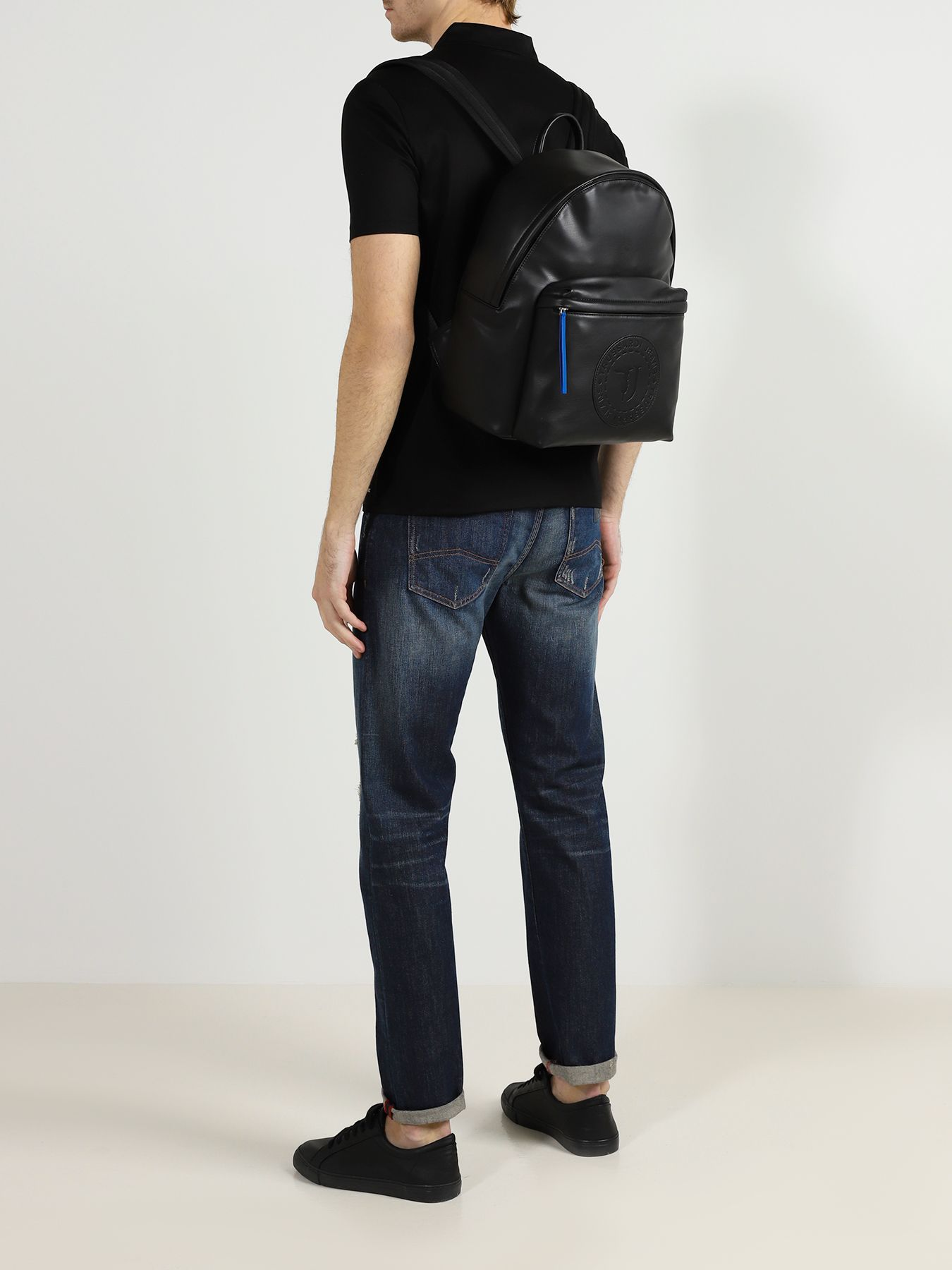 Рюкзак Trussardi Jeans Городской рюкзак