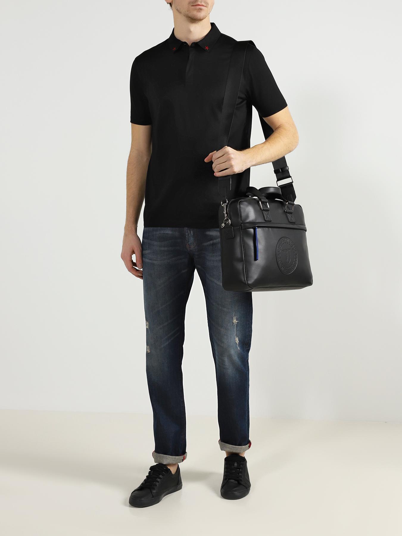 Сумка Trussardi Jeans Мужская сумка сумка fabretti fabretti fa003bmczlp6