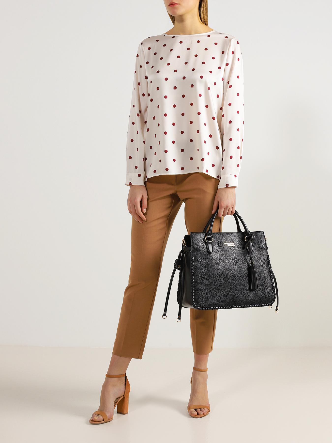 Сумка Trussardi Jeans Женская сумка сумка fabretti fabretti fa003bmczlp6