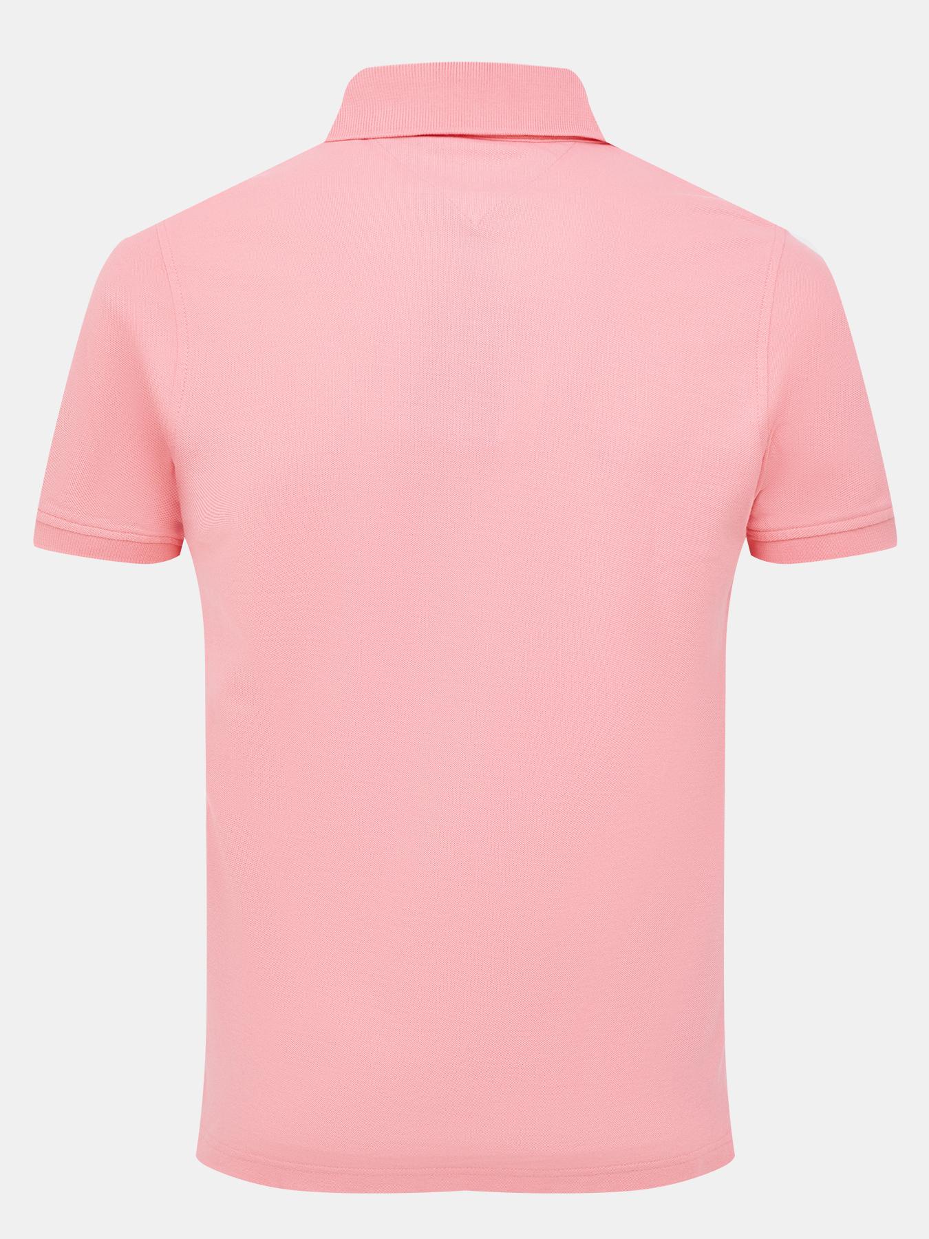 Рубашка поло Tommy Hilfiger Поло портмоне tommy hilfiger am0am00659 002 black