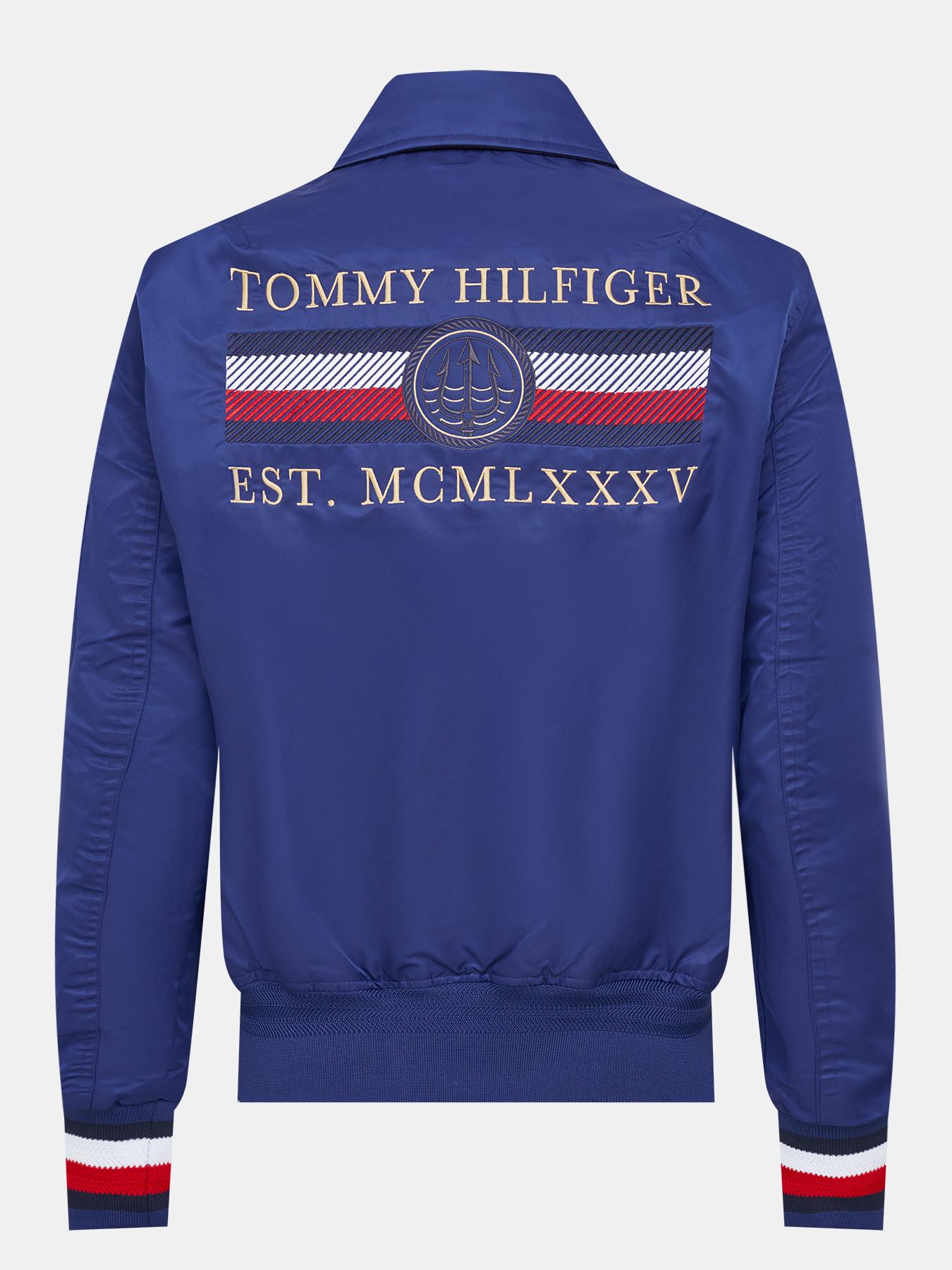 Куртка Tommy Hilfiger Бомбер портмоне tommy hilfiger am0am00659 002 black