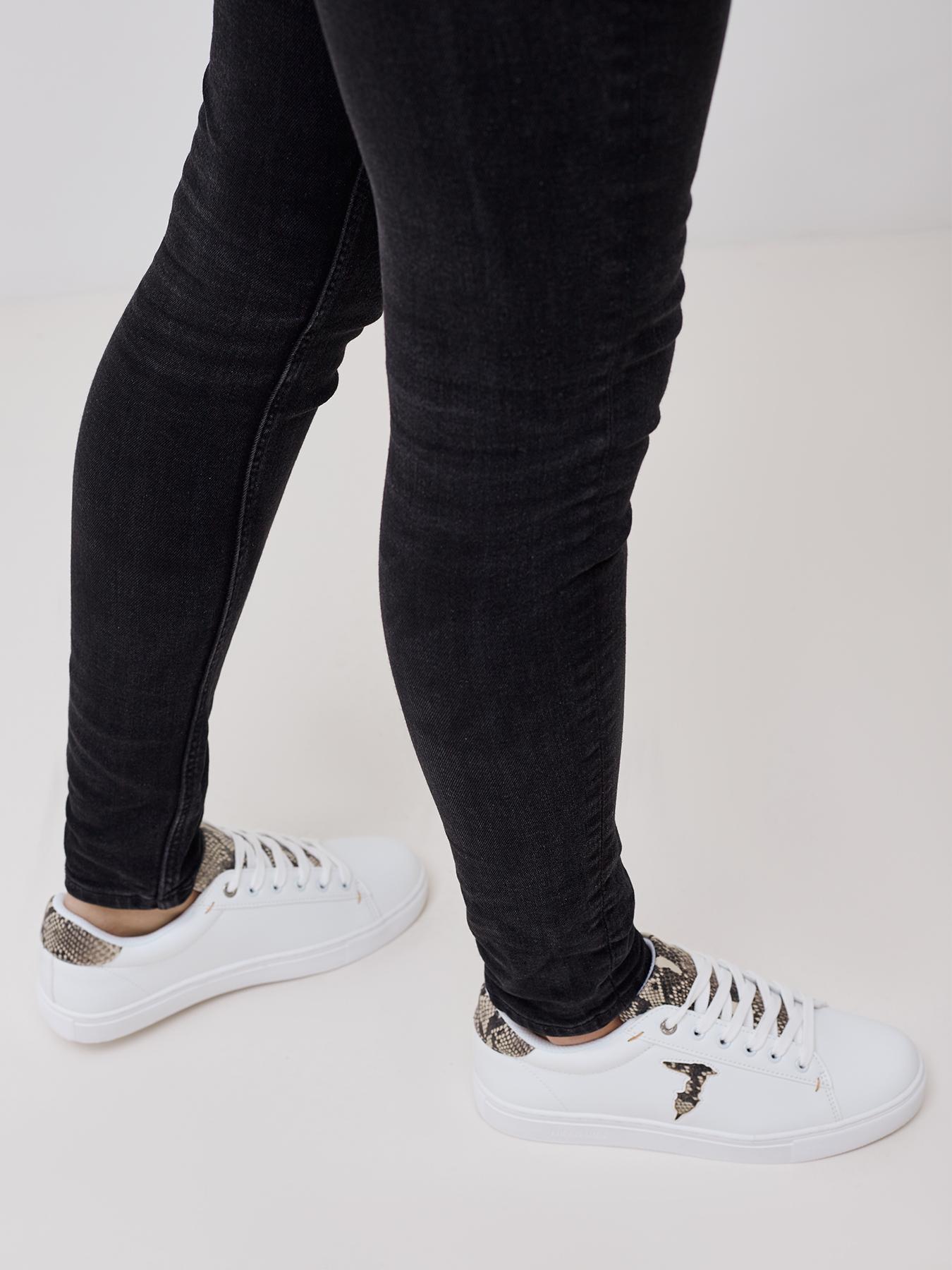 Кроссовки Trussardi Jeans Кеды