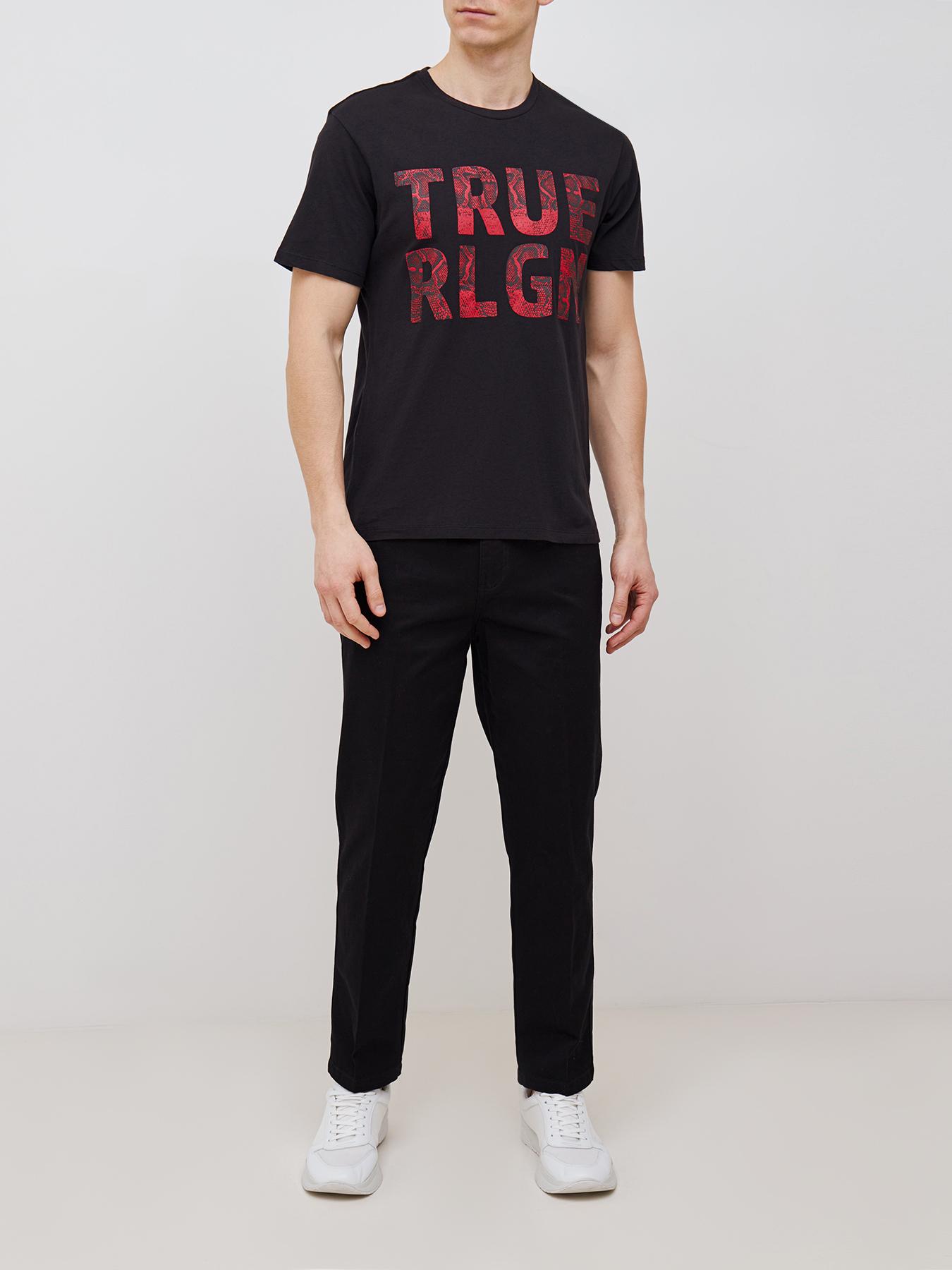 Фуфайка (футболка) True Religion Футболка футболка religion religion re881embfre0