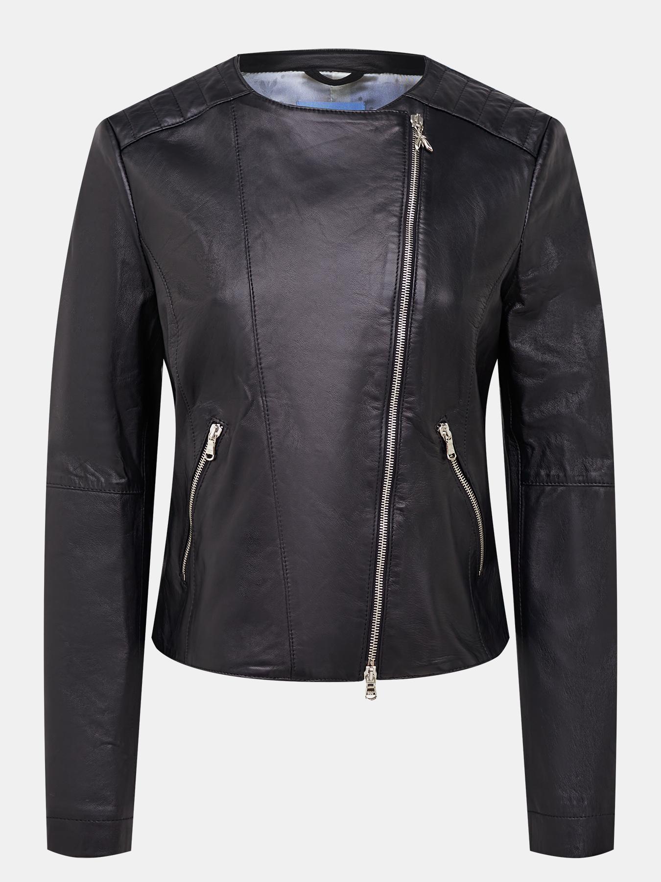 Фото - Кожаные куртки Patrizia Pepe Кожаная куртка patrizia pepe куртка