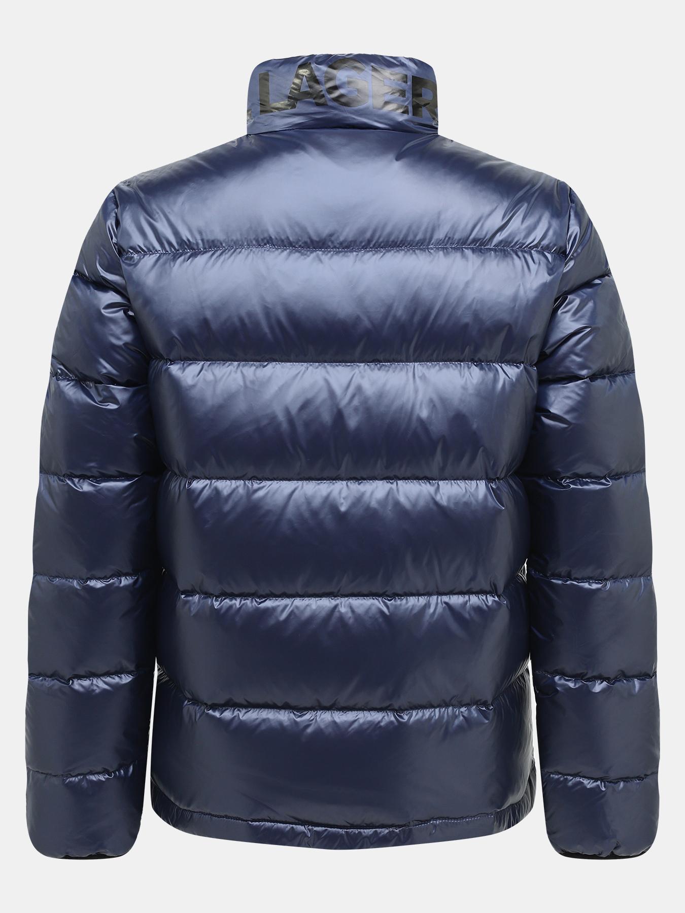 Фото - Karl Lagerfeld Куртка часы karl lagerfeld karl lagerfeld ka025dwiqah9