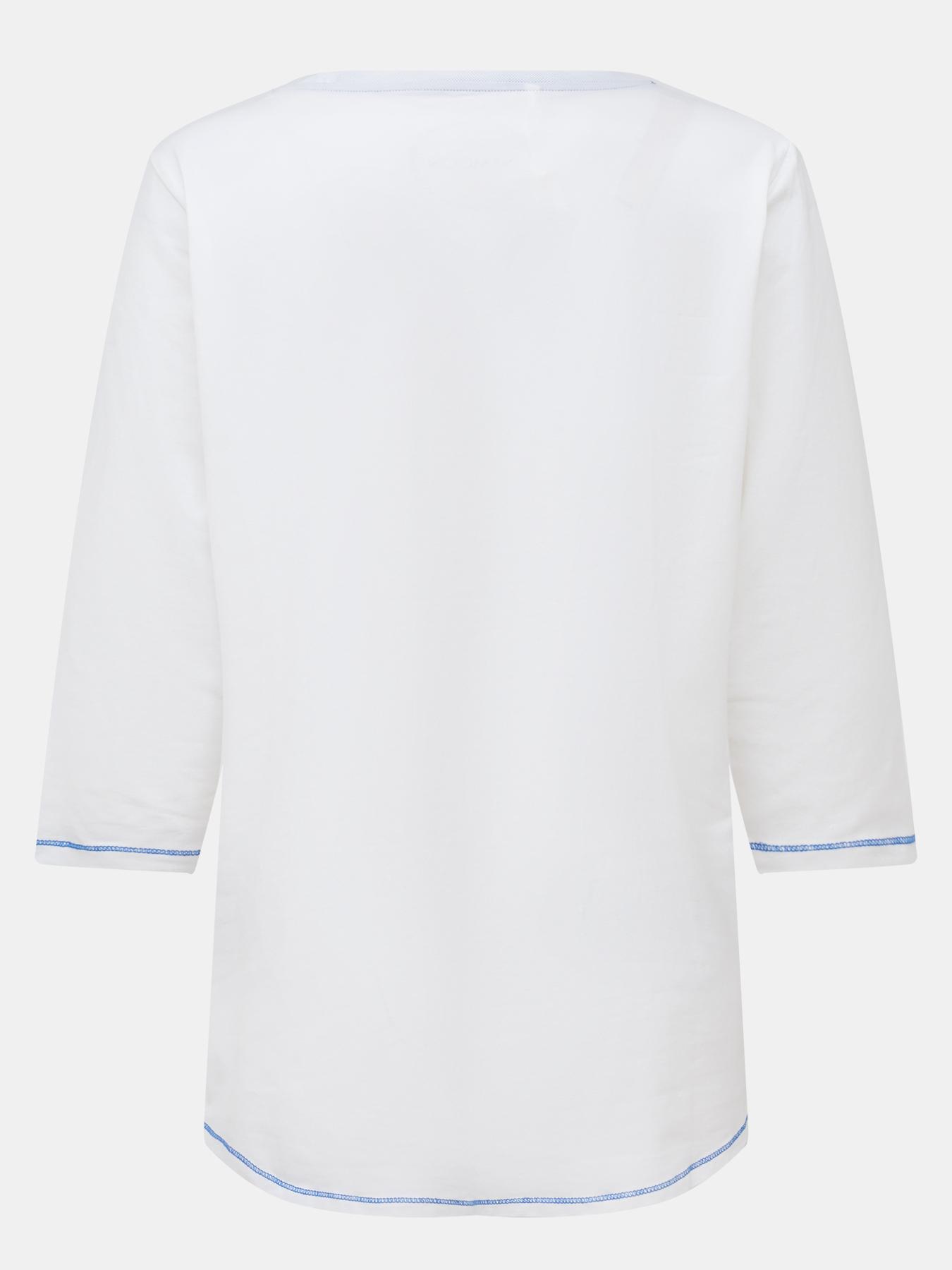 Фуфайка (футболка) Samoon Лонгслив