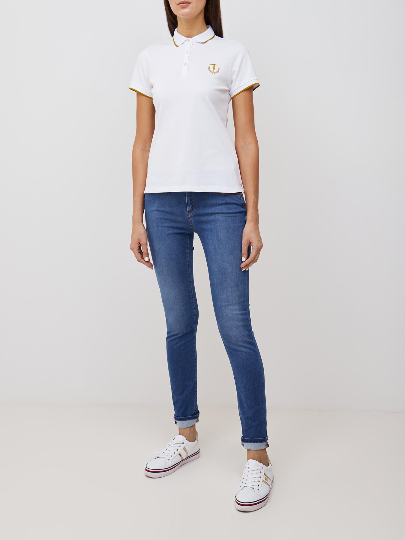 Trussardi Jeans Поло фото
