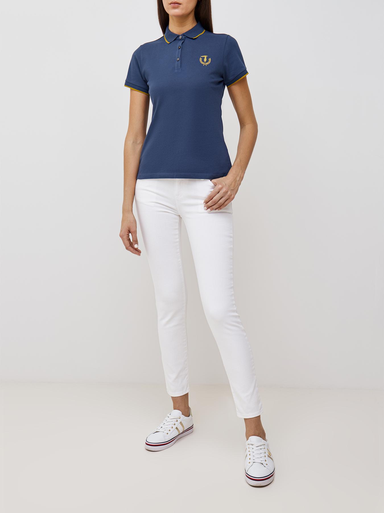 Фуфайка Trussardi Jeans Поло цена 2017