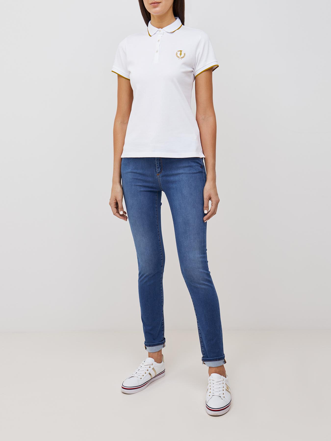 Брюки Trussardi Jeans Зауженные джинсы