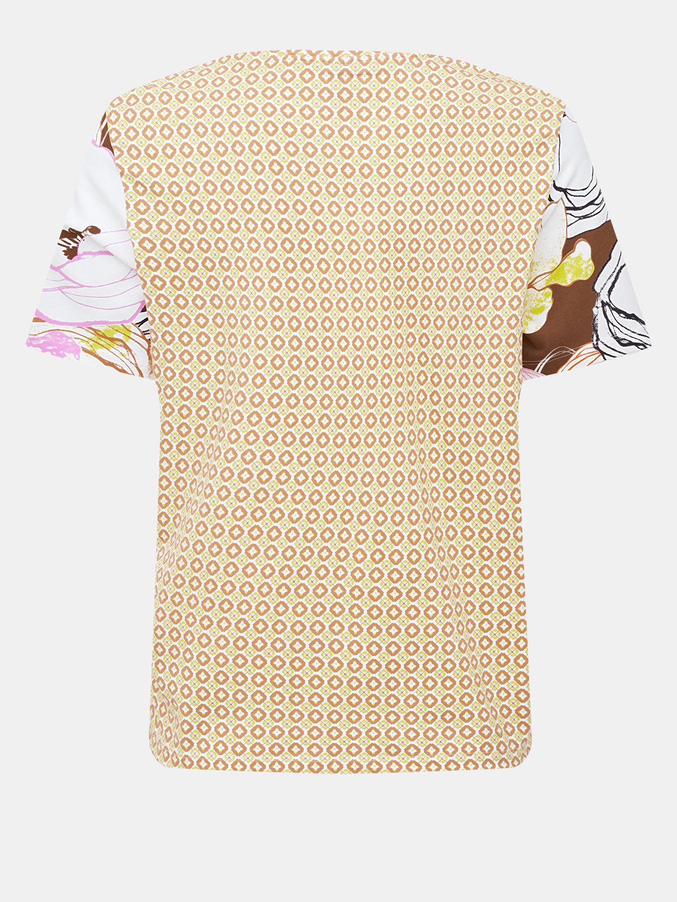 Фуфайка (футболка) Gerry Weber Casual Футболка юбка gerry weber gerry weber ge002ewccil0