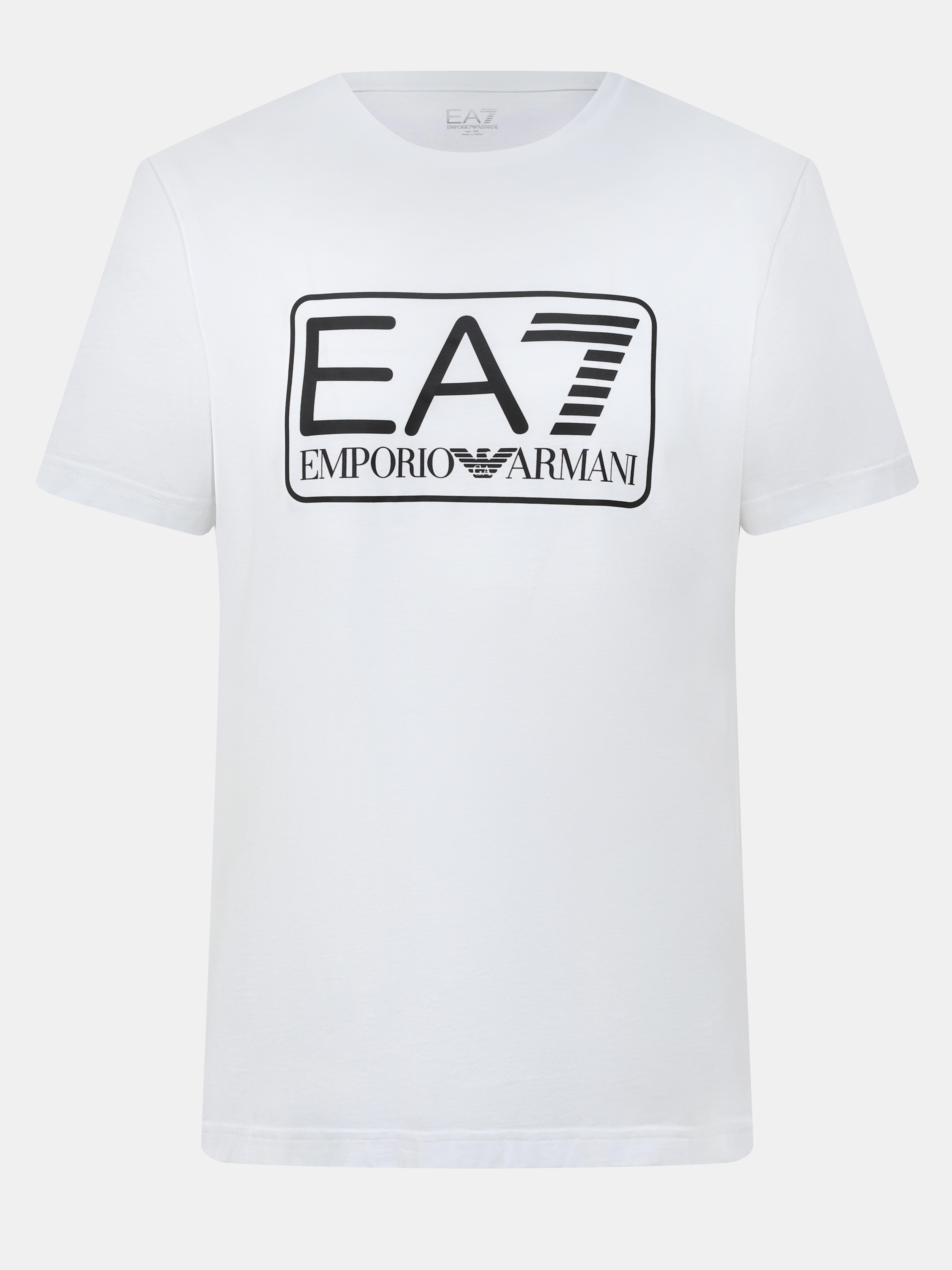 Футболки EA7 Emporio Armani Футболка футболка ea7 ea7 ea002emdqxk9