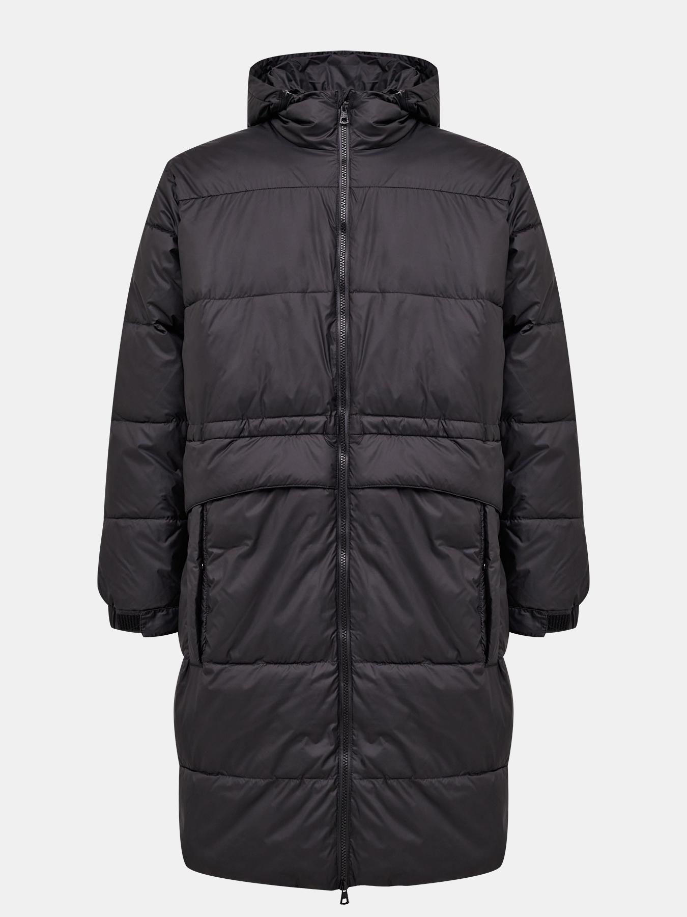 EA7 Emporio Armani Удлиненная куртка