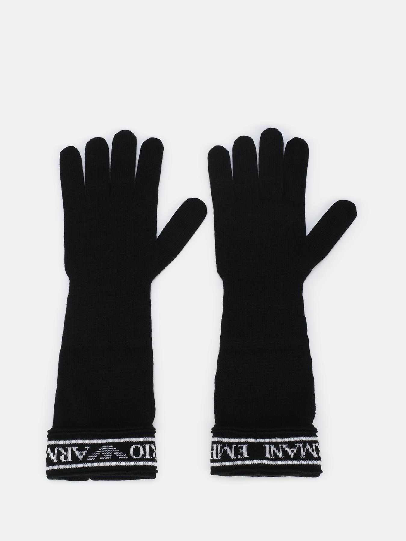 Перчатки Emporio Armani Перчатки
