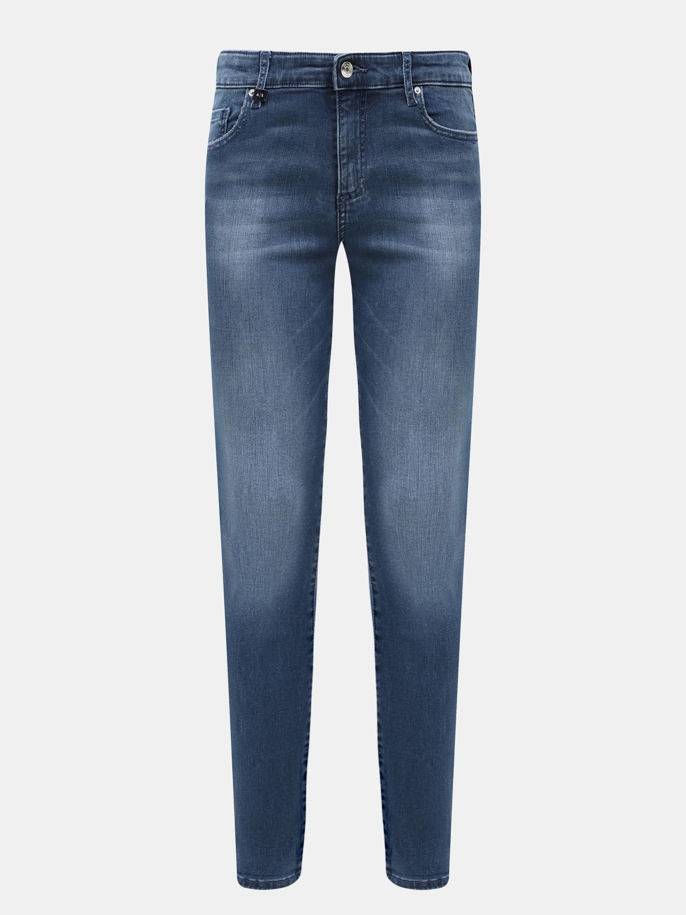 Джинсы Armani Exchange Джинсы J01 брюки armani exchange джинсы с потертостями j27