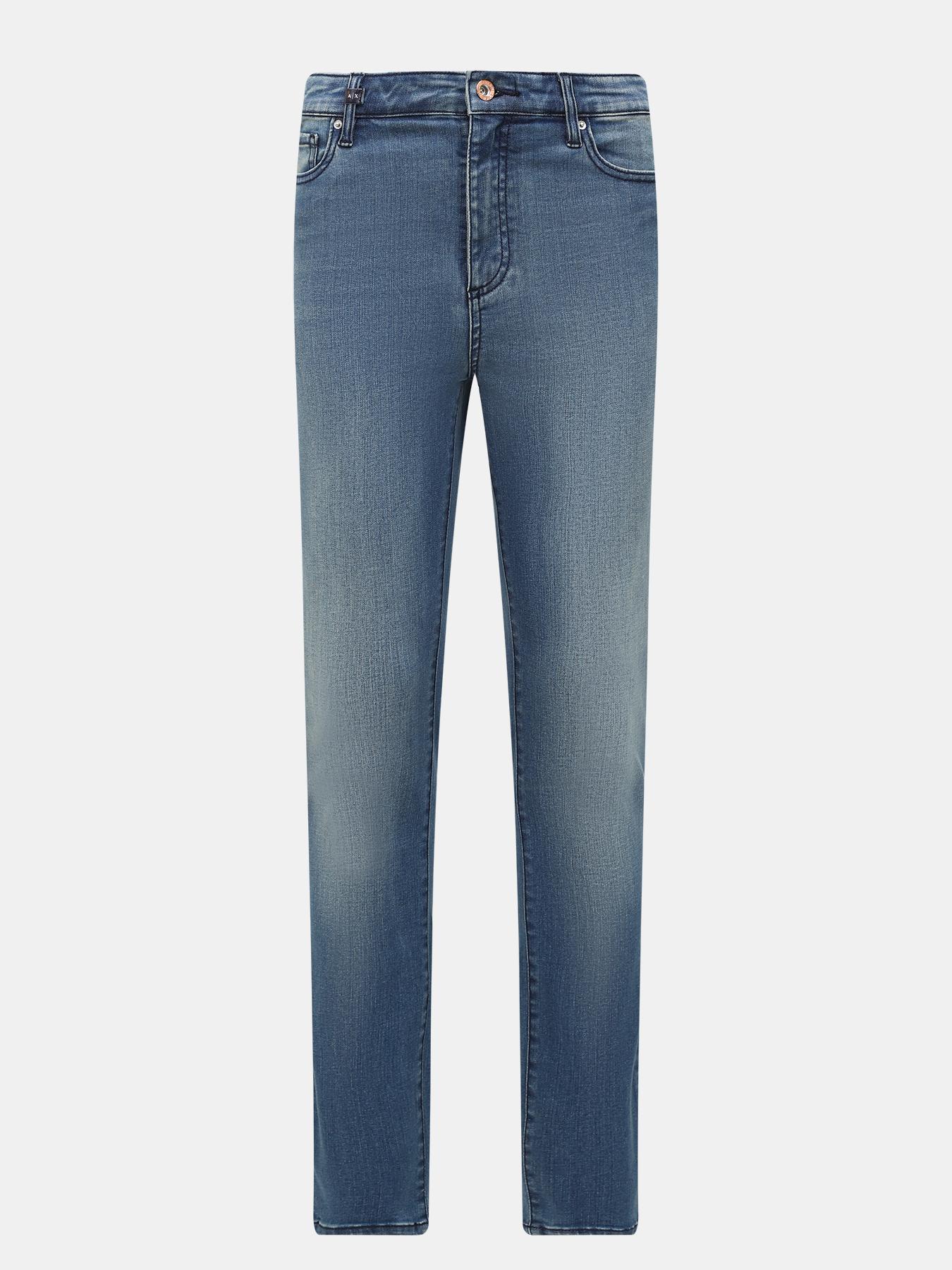 Джинсы Armani Exchange Джинсы J24 брюки armani exchange джинсы с потертостями j27