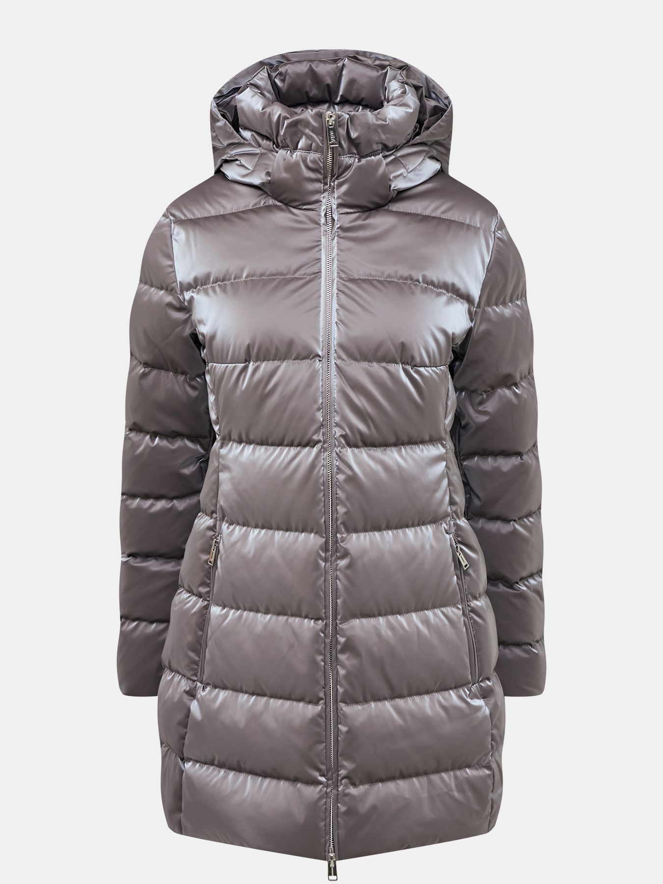 Пуховики ADD Удлиненная куртка
