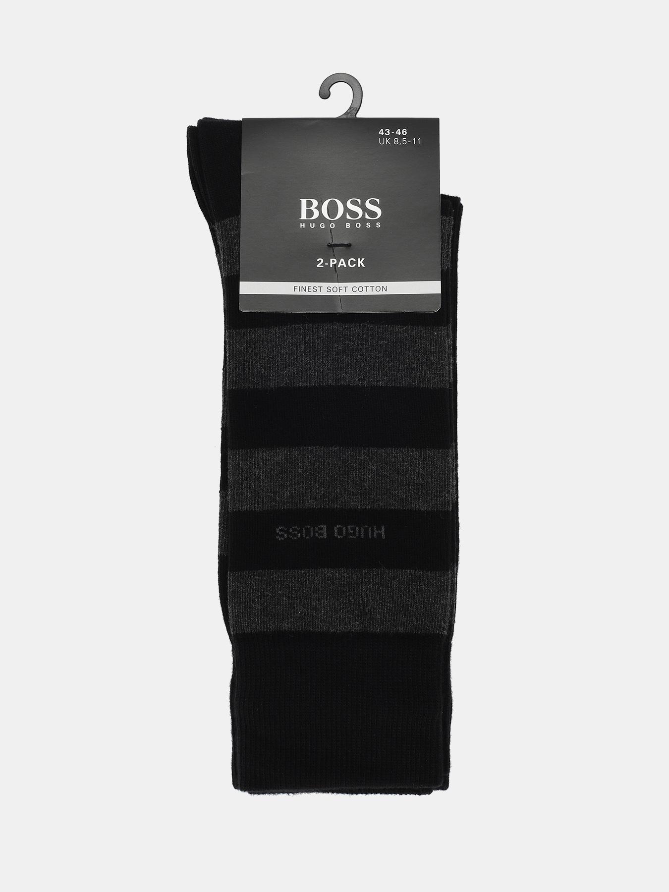 BOSS Носки Stripe (2 шт)