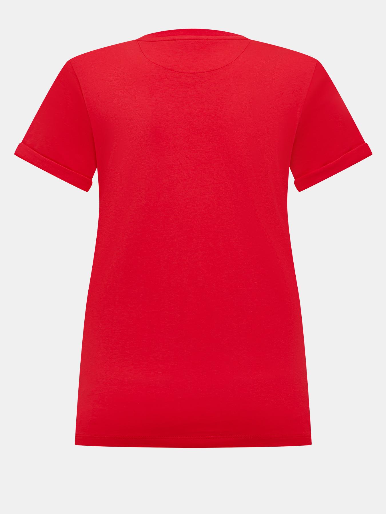 Фуфайка (футболка) HUGO Футболка The Slim Tee