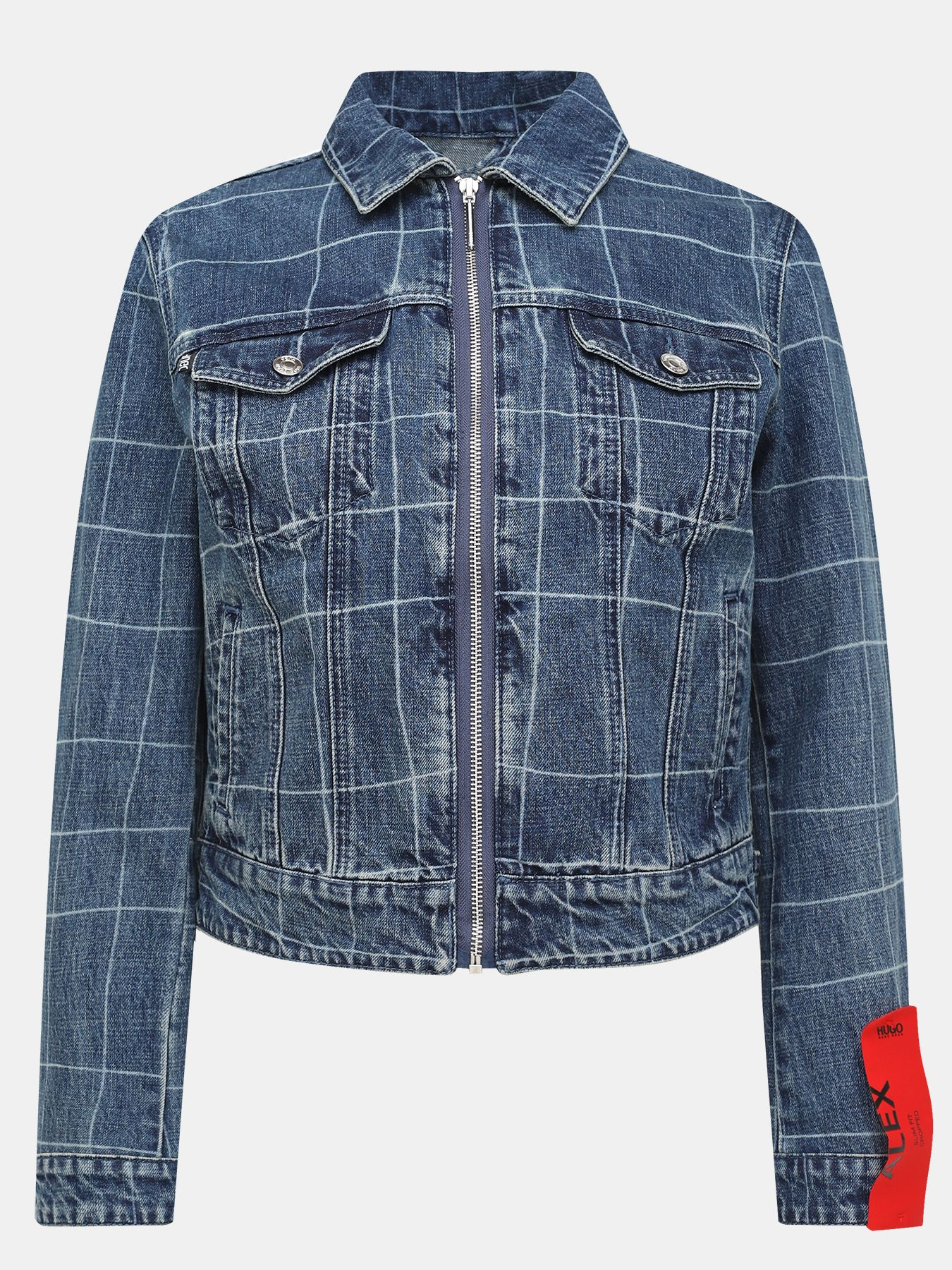 Джинсовые куртки HUGO Джинсовая куртка Alex фото