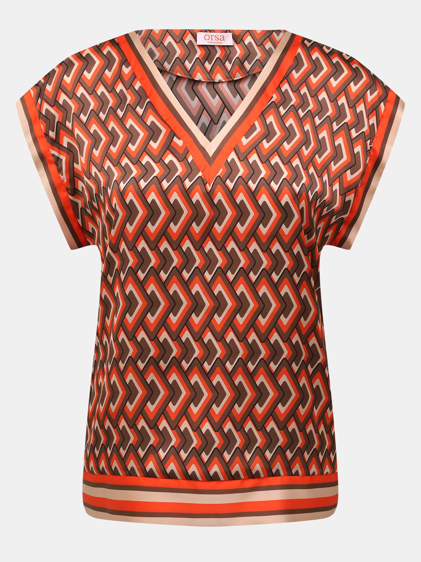 Блузки ORSA Orange Блуза блузки zanetti блуза