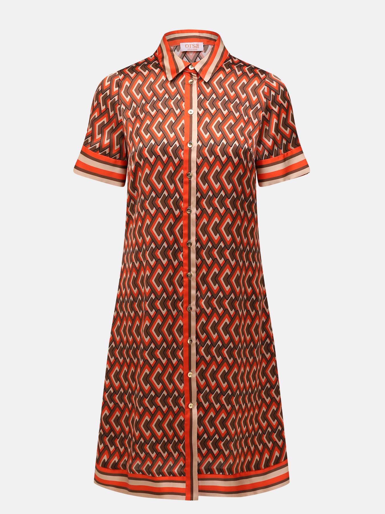 Платья ORSA Orange Платье платья rinascimento платье