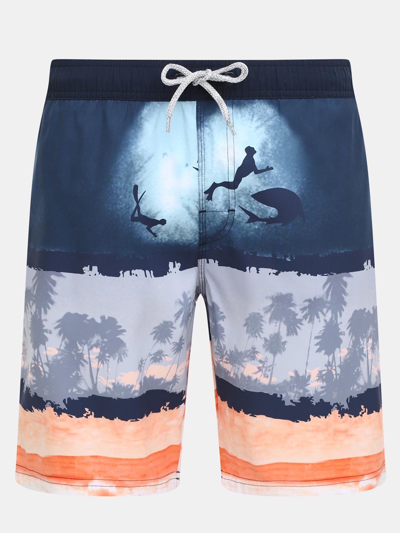 Плавательные шорты Alessandro Manzoni Jeans Шорты плавательные