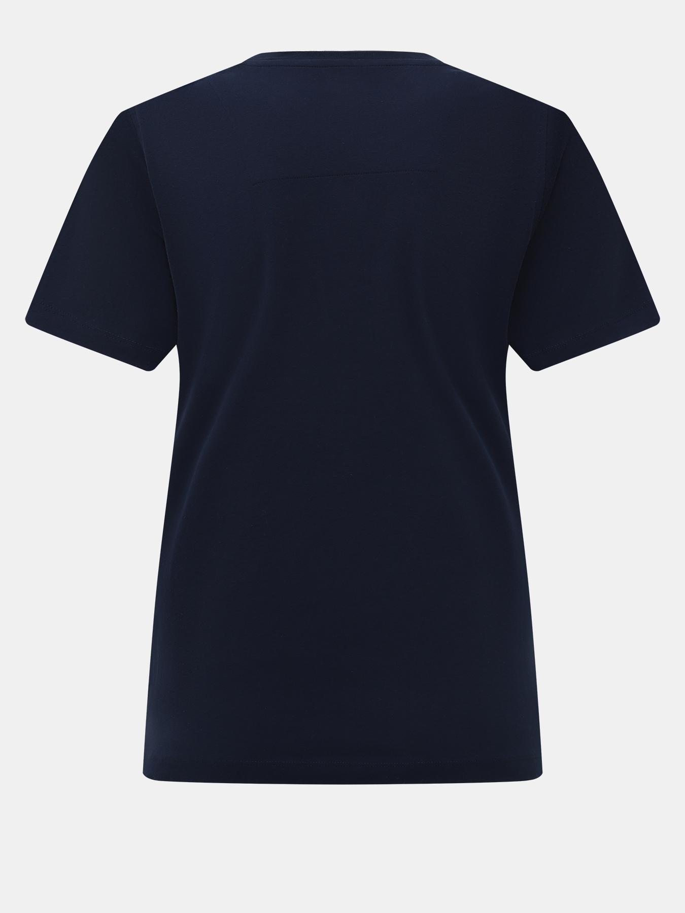 Фуфайка (футболка) Aeronautica Militare Футболка перчатки aeronautica militare aeronautica militare ae003dmfktw4