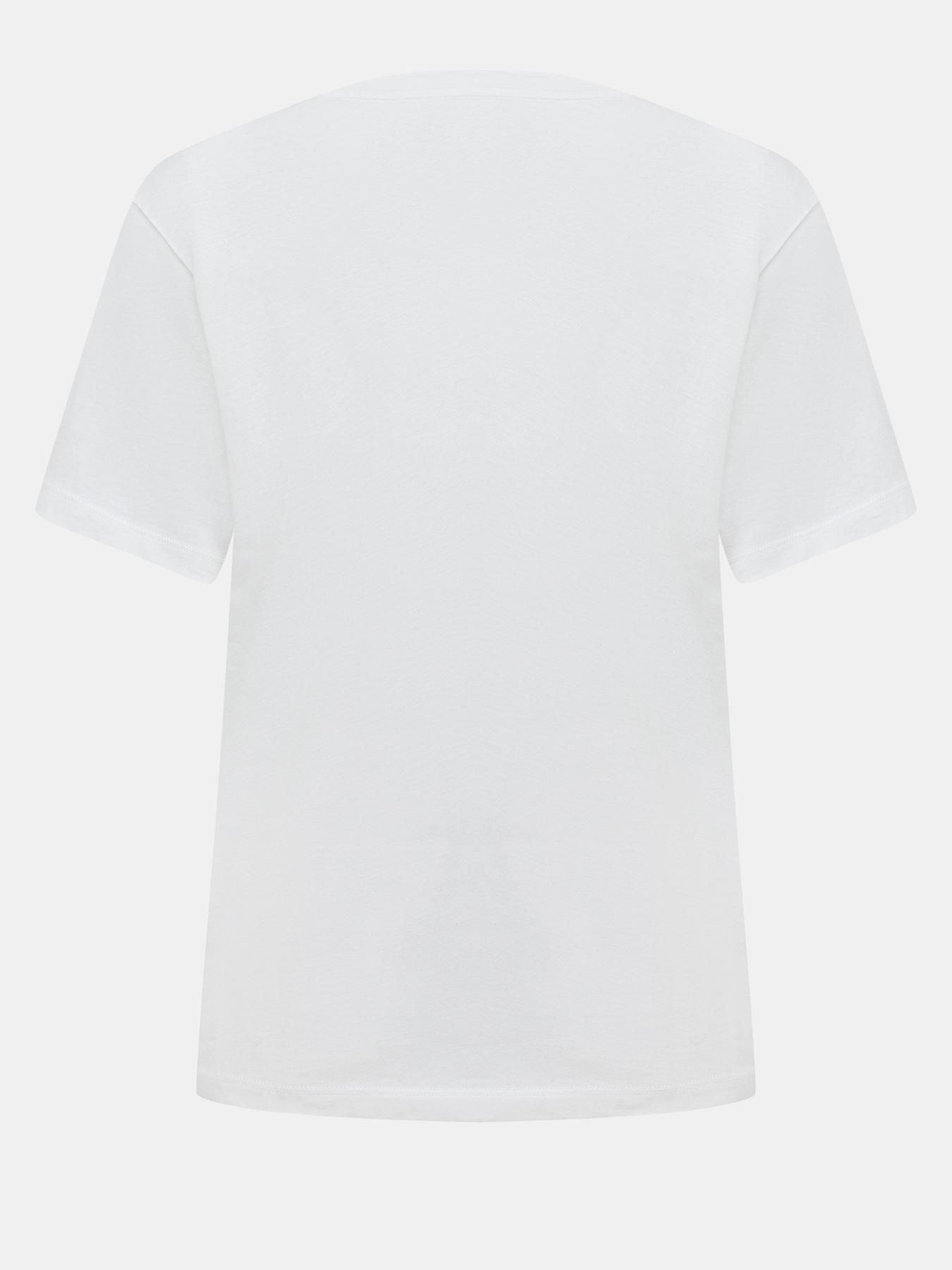 Фуфайка (футболка) Patrizia Pepe Футболка боди patrizia pepe patrizia pepe pa748ewoml56