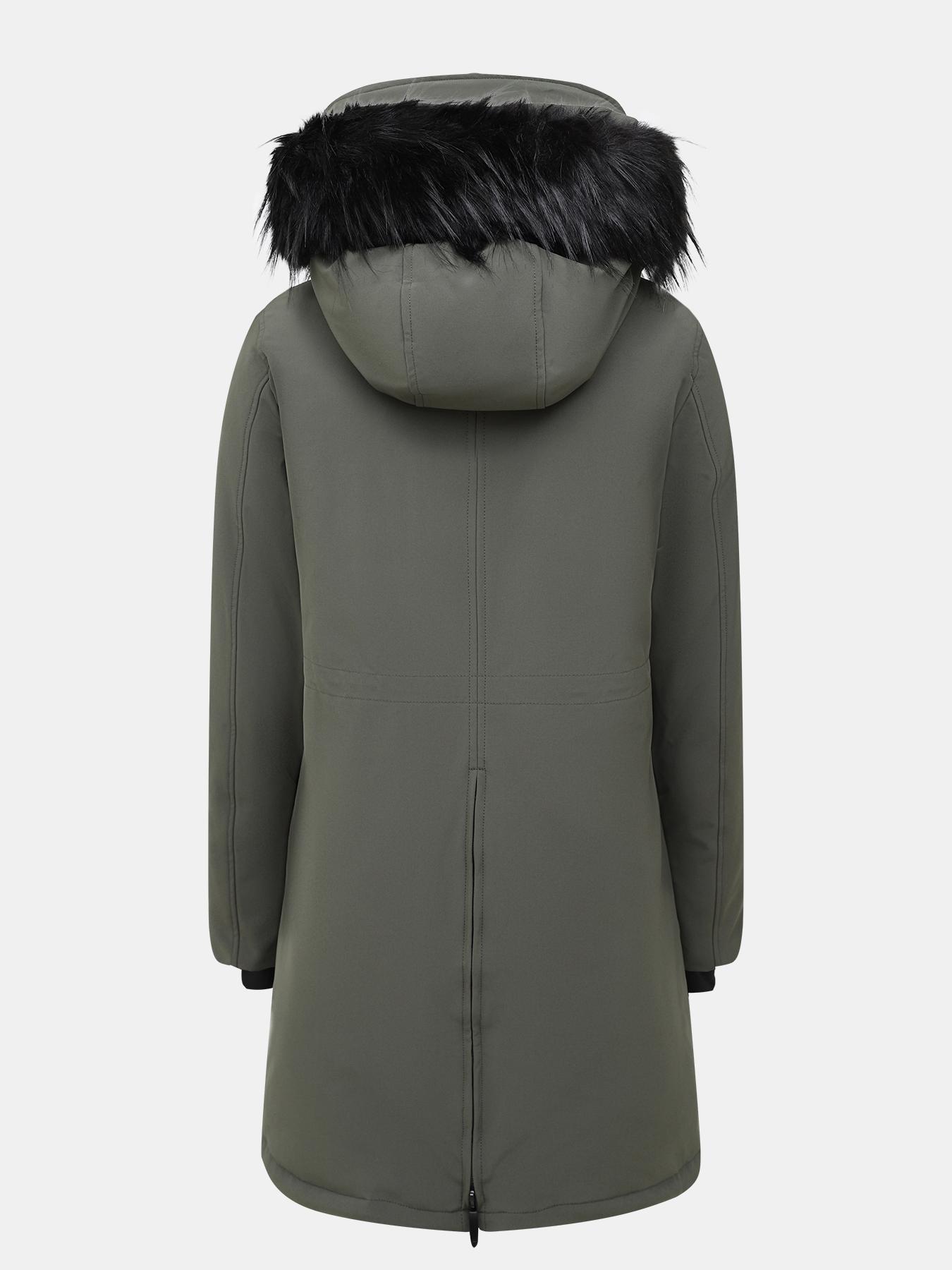 Фото - Куртка Trussardi Jeans Парка пальто trussardi jeans куртка