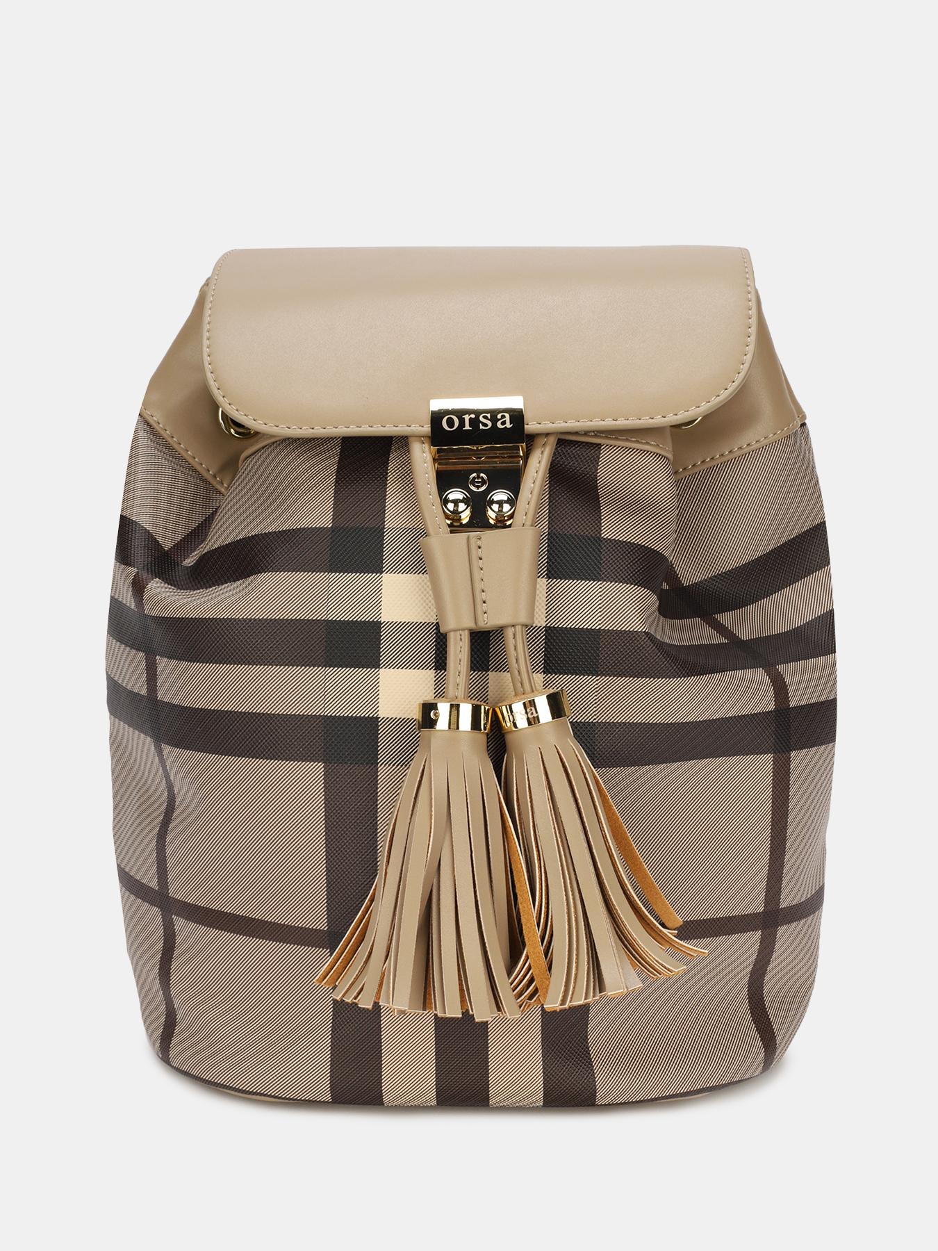 Рюкзаки ORSA Рюкзак рюкзаки orsa женский рюкзак