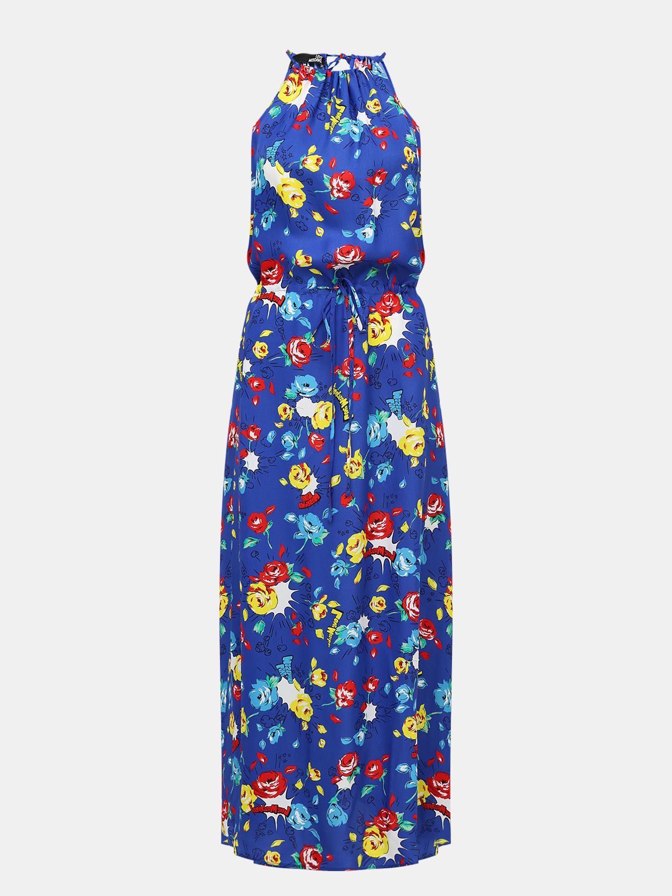 Платья Love Moschino Платье платья rinascimento платье