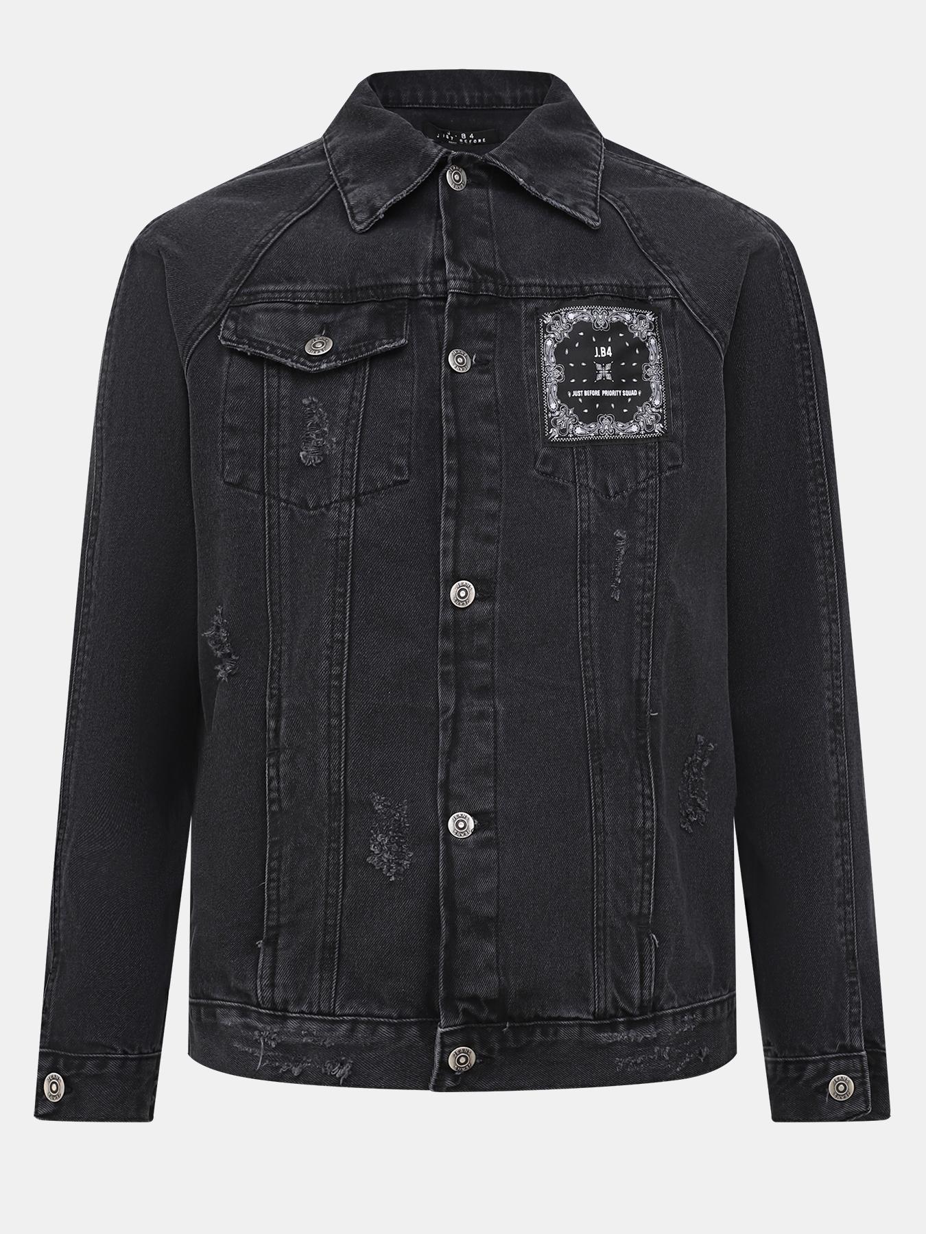 Джинсовые куртки J.B4 Джинсовая куртка фото