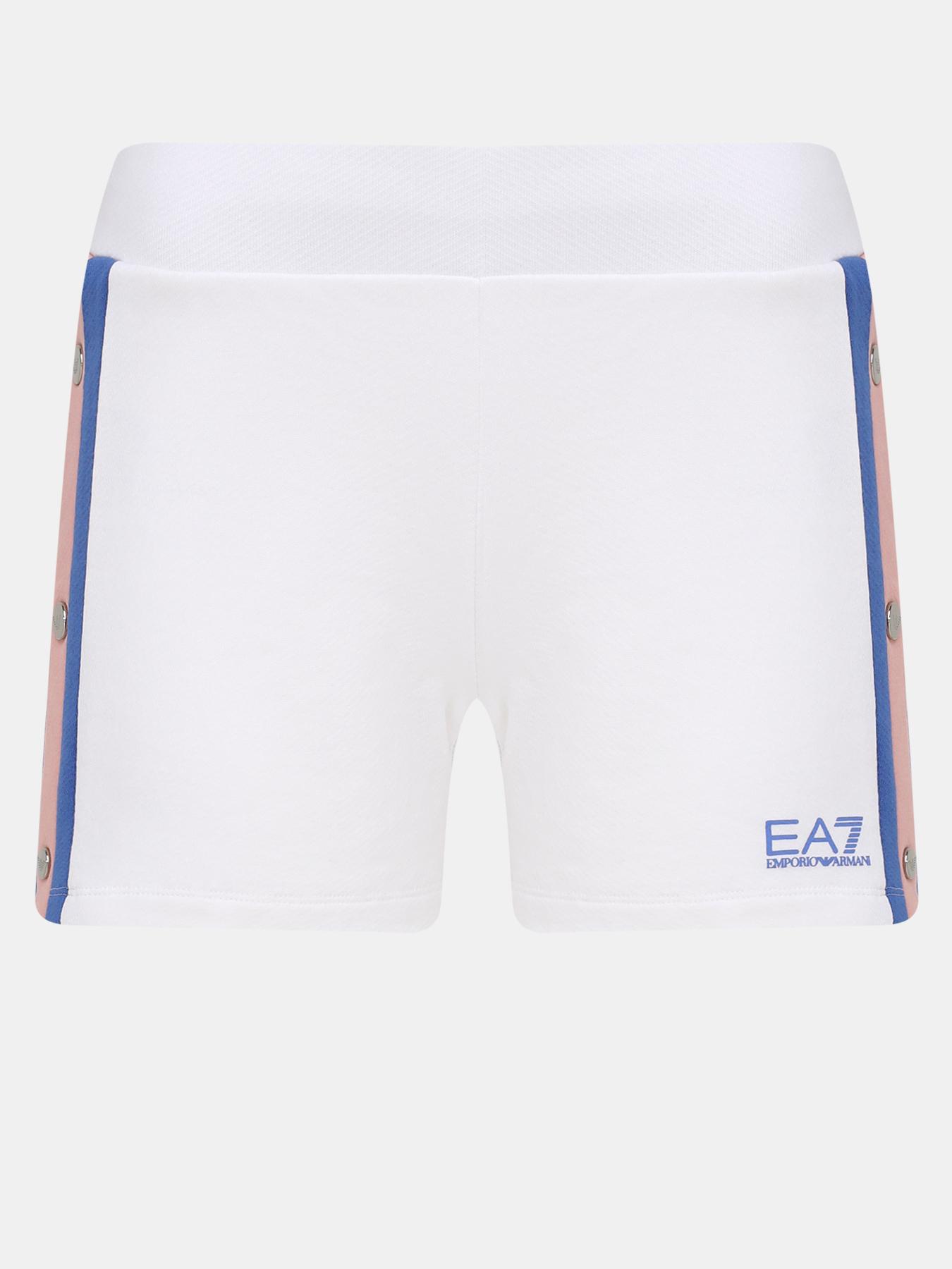 Фото - Шорты EA7 Emporio Armani Спортивные шорты ea7 ea002emuei30