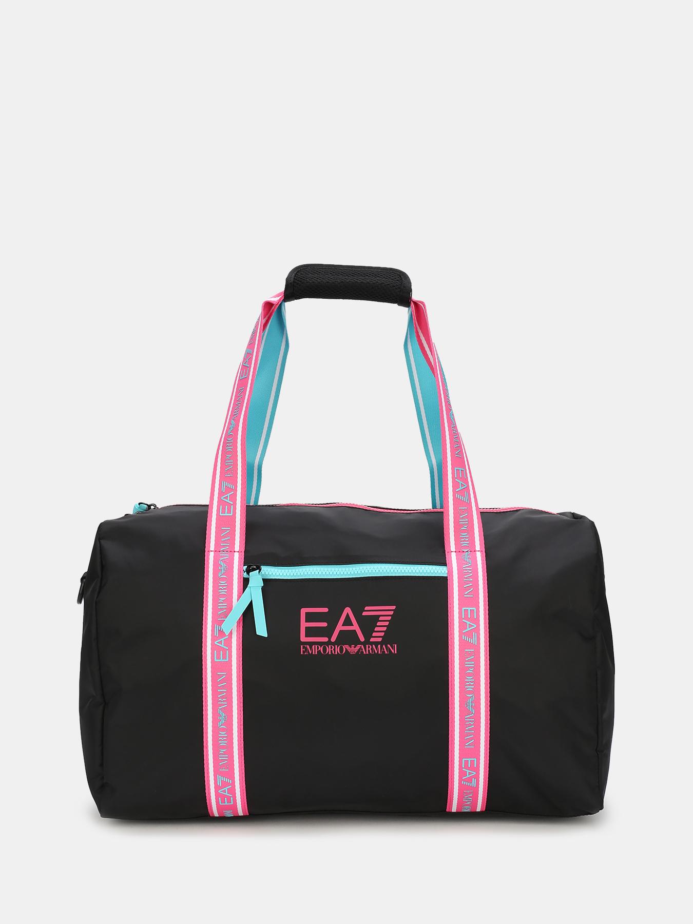 Фото - Дорожные сумки EA7 Emporio Armani Дорожная сумка феникс сумка мешок дорожная монстрик в оранжевом свитере 48646 оранжевый