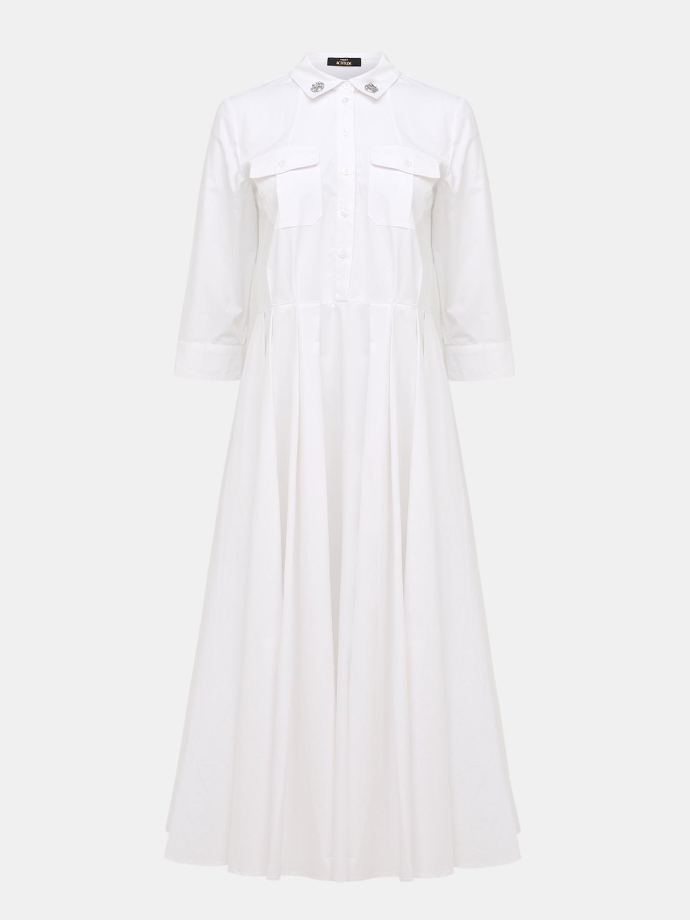 Платья TWINSET ACTITUDE Платье платья rinascimento платье